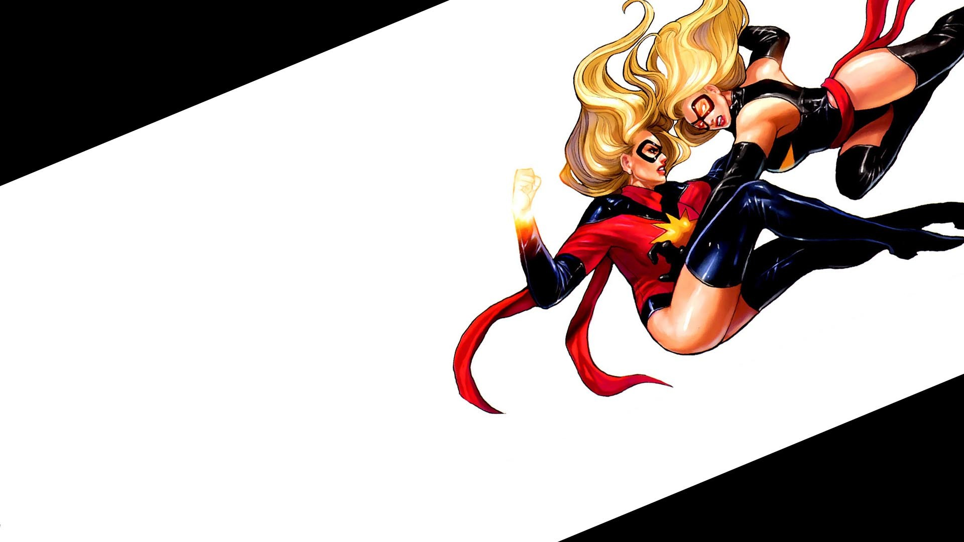 71 Ms Marvel HD Wallpapers   Backgrounds – Wallpaper Abyss