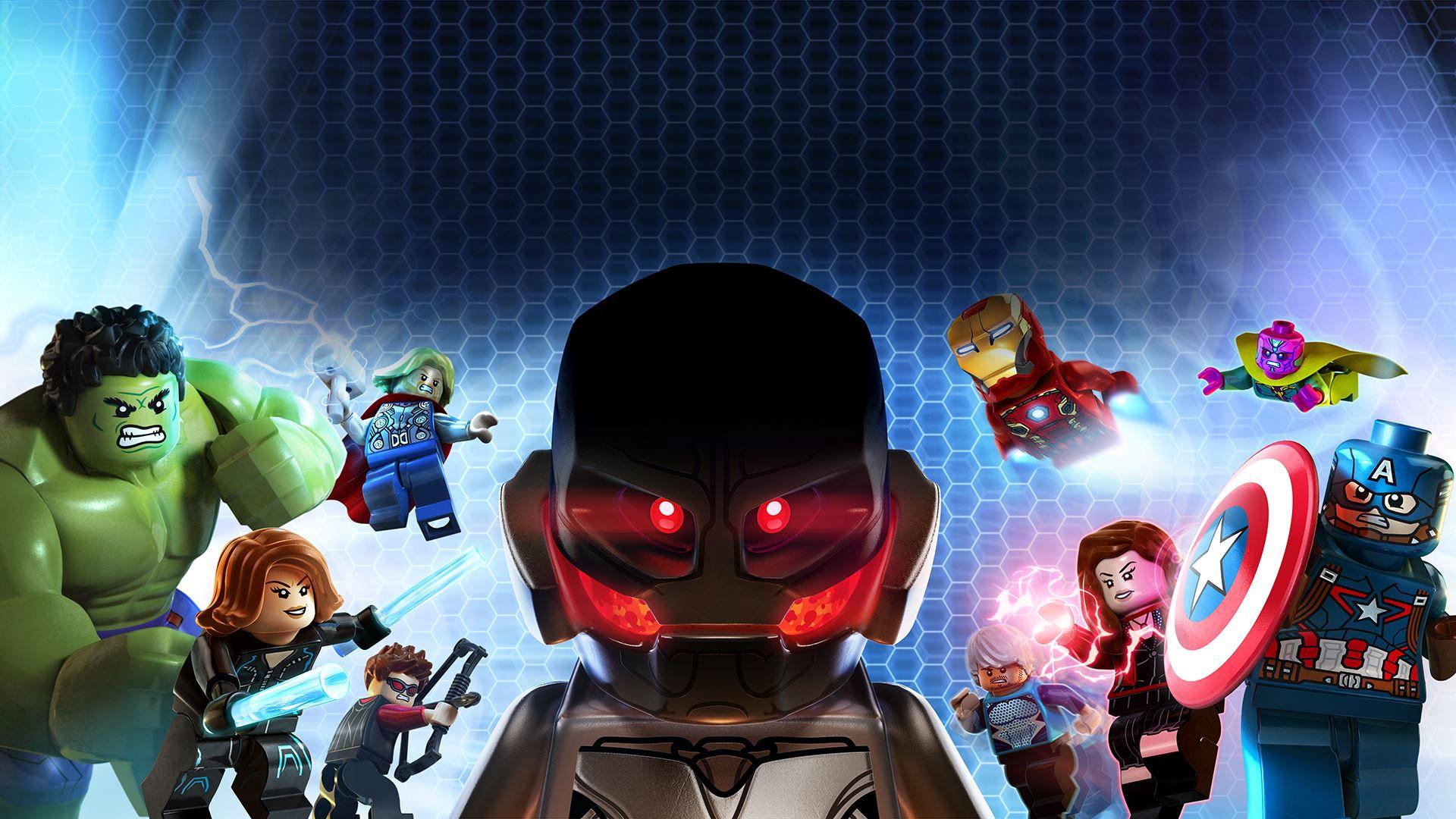 … Marvel's Avengers 1080p Wallpaper …