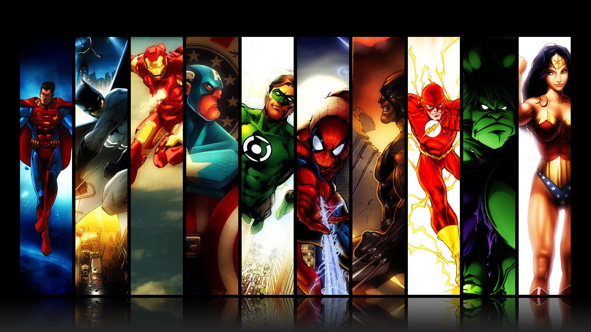 Marvel Heroes Comics wallpaper HD. Free desktop background 2016 in .