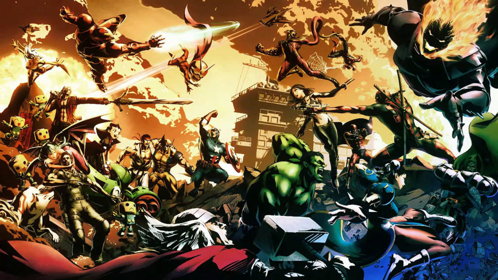 Marvel Wallpapers 1920×1080 (81 Wallpapers)