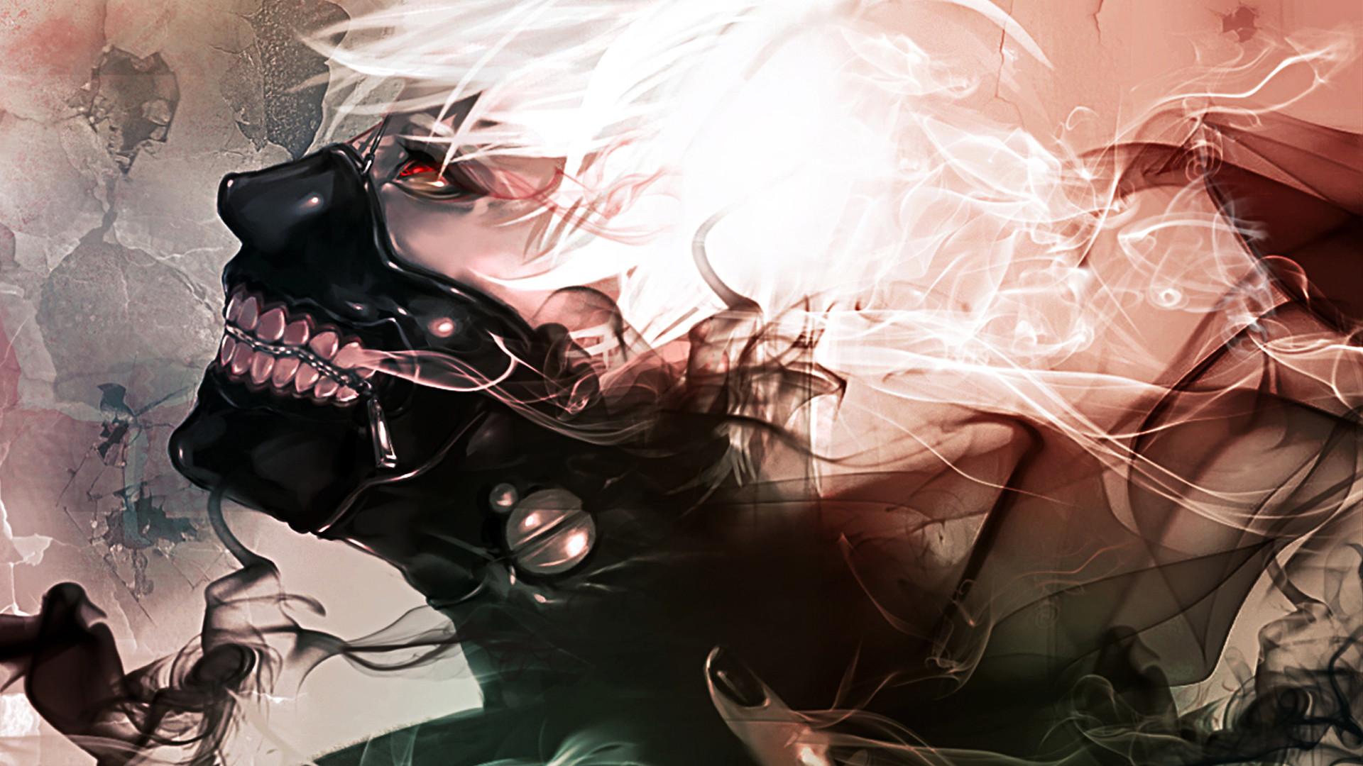 Tokyo Ghoul Otakus images tokyo ghoul kaneki ken mask hd HD  wallpaper and background photos