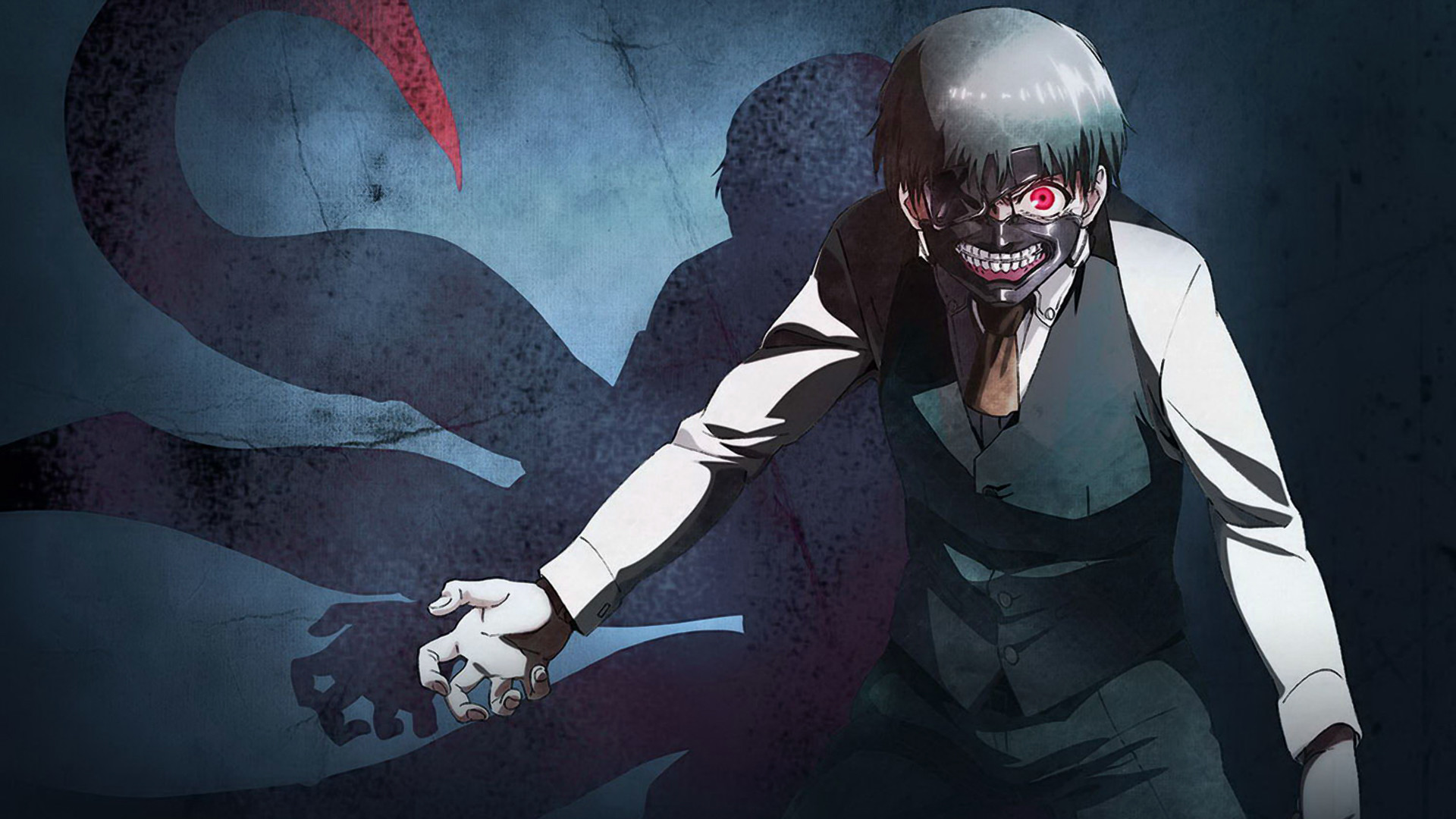 Tokyo Ghoul Anime Ken Mask Wallpaper HD