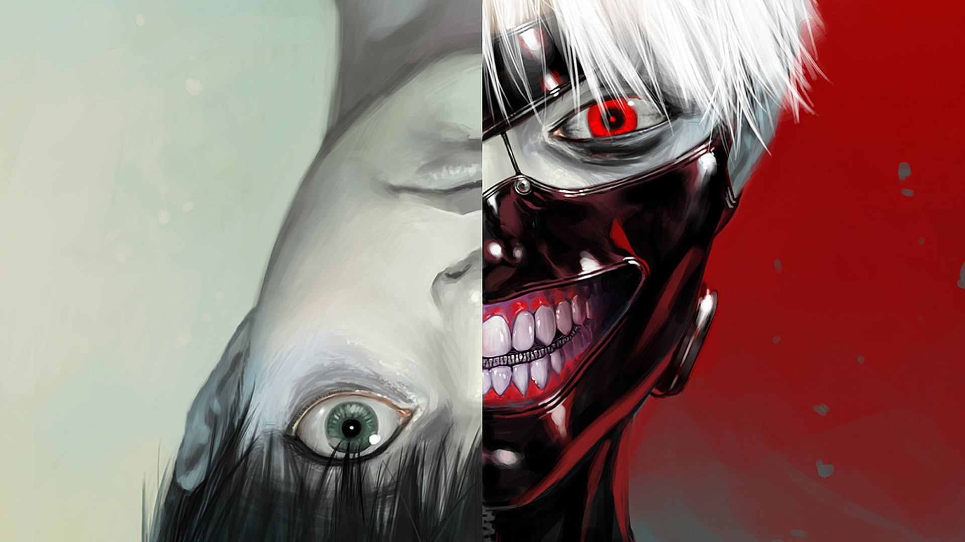 Tokyo Ghoul Kaneki Ken HD Wallpaper