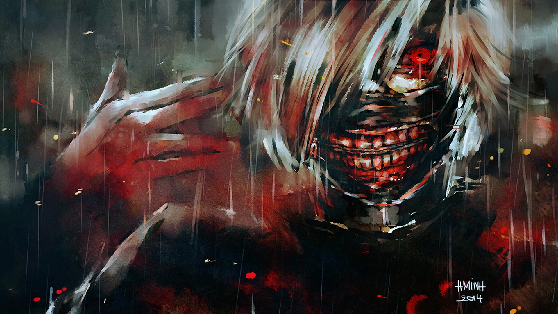 HD Wallpaper   Background ID:596878. Anime Tokyo Ghoul