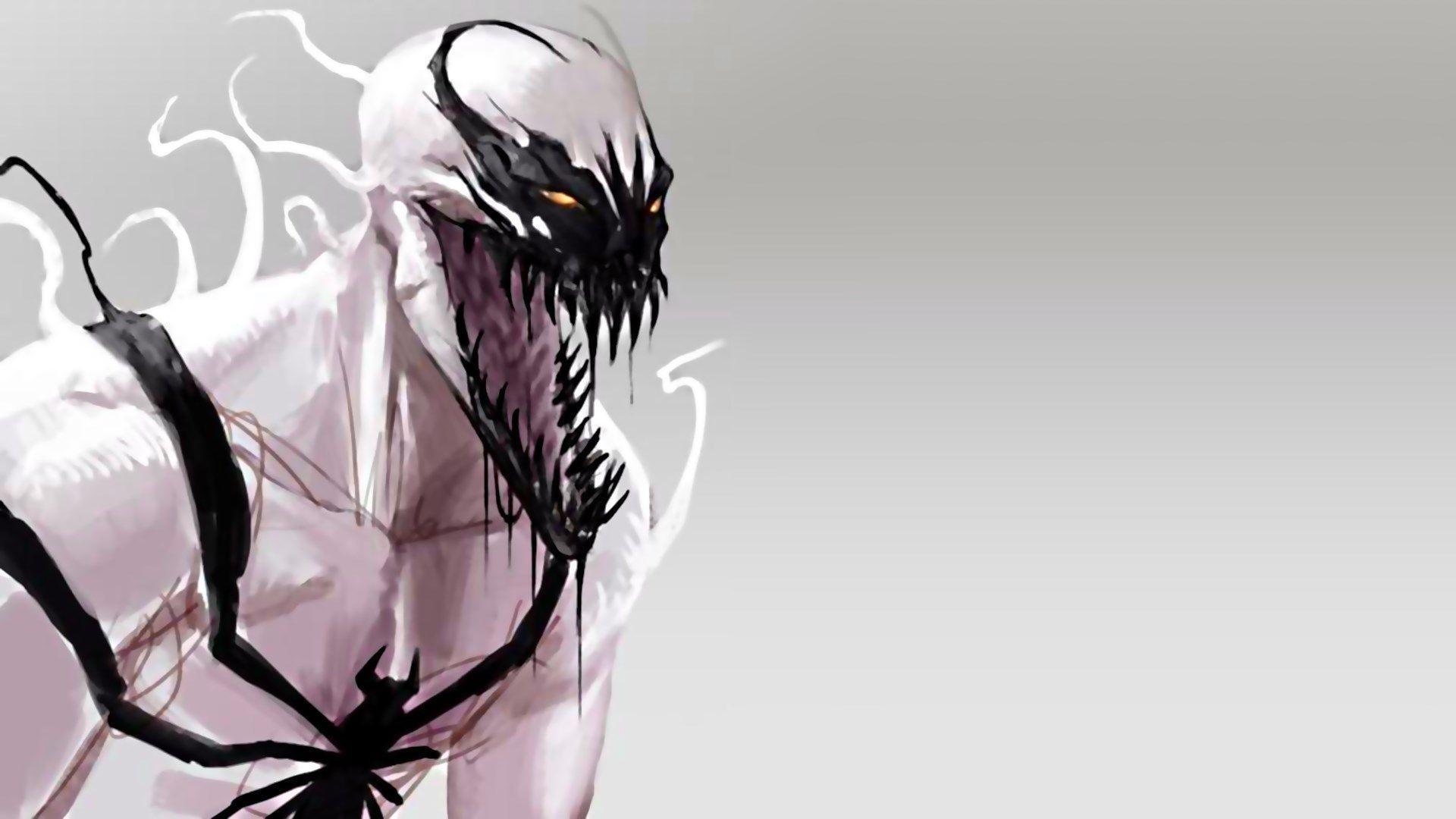 anti venom wallpaper » Wallppapers Gallery