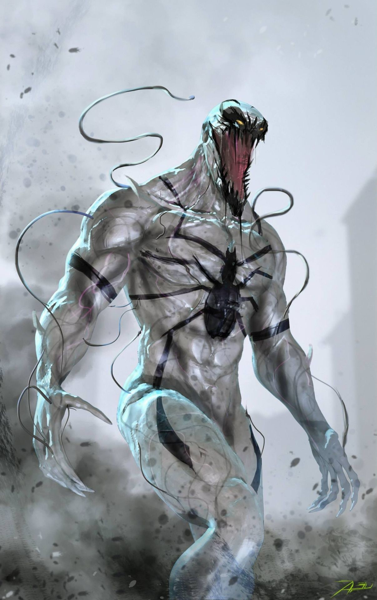 anti venom wallpaper 3