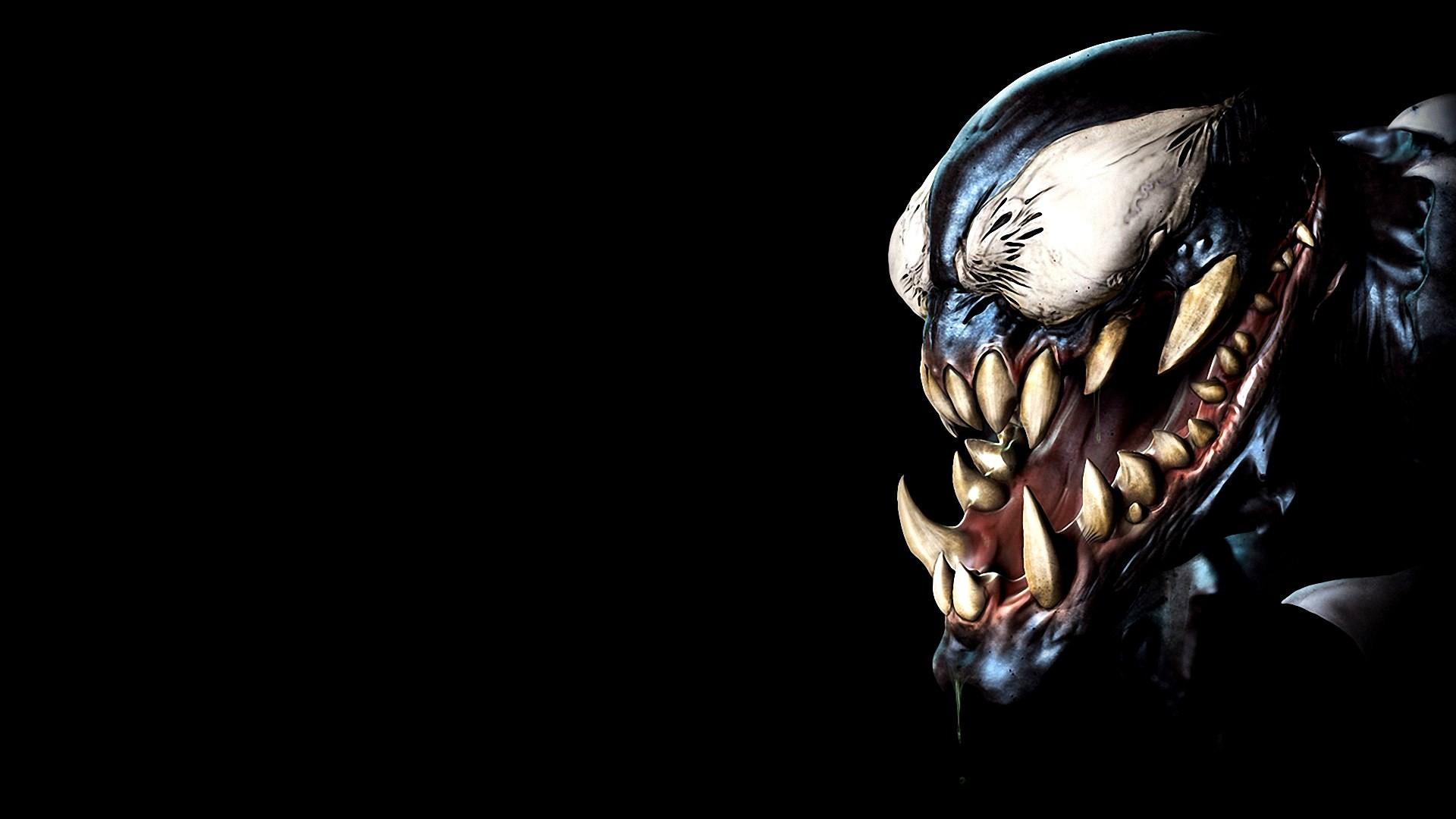 Venom download wallpapers