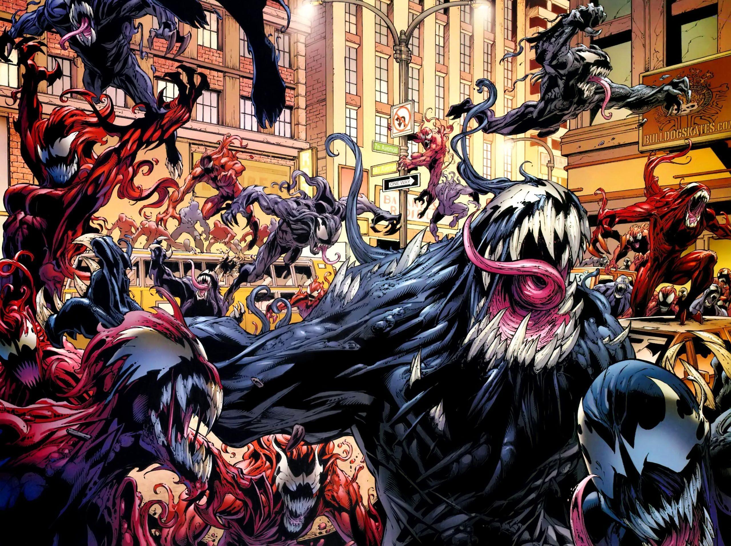 121 Venom HD Wallpapers
