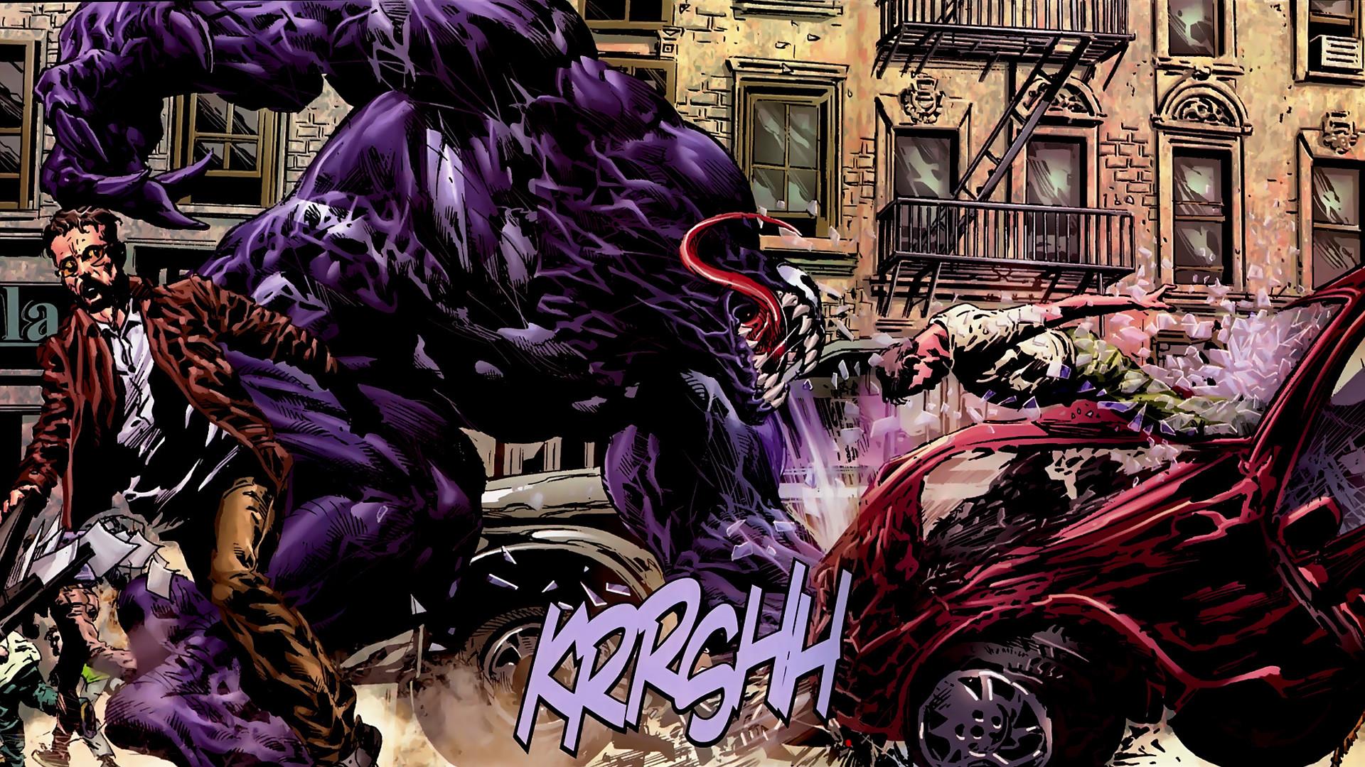 Anti Venom Wallpapers Desktop Background