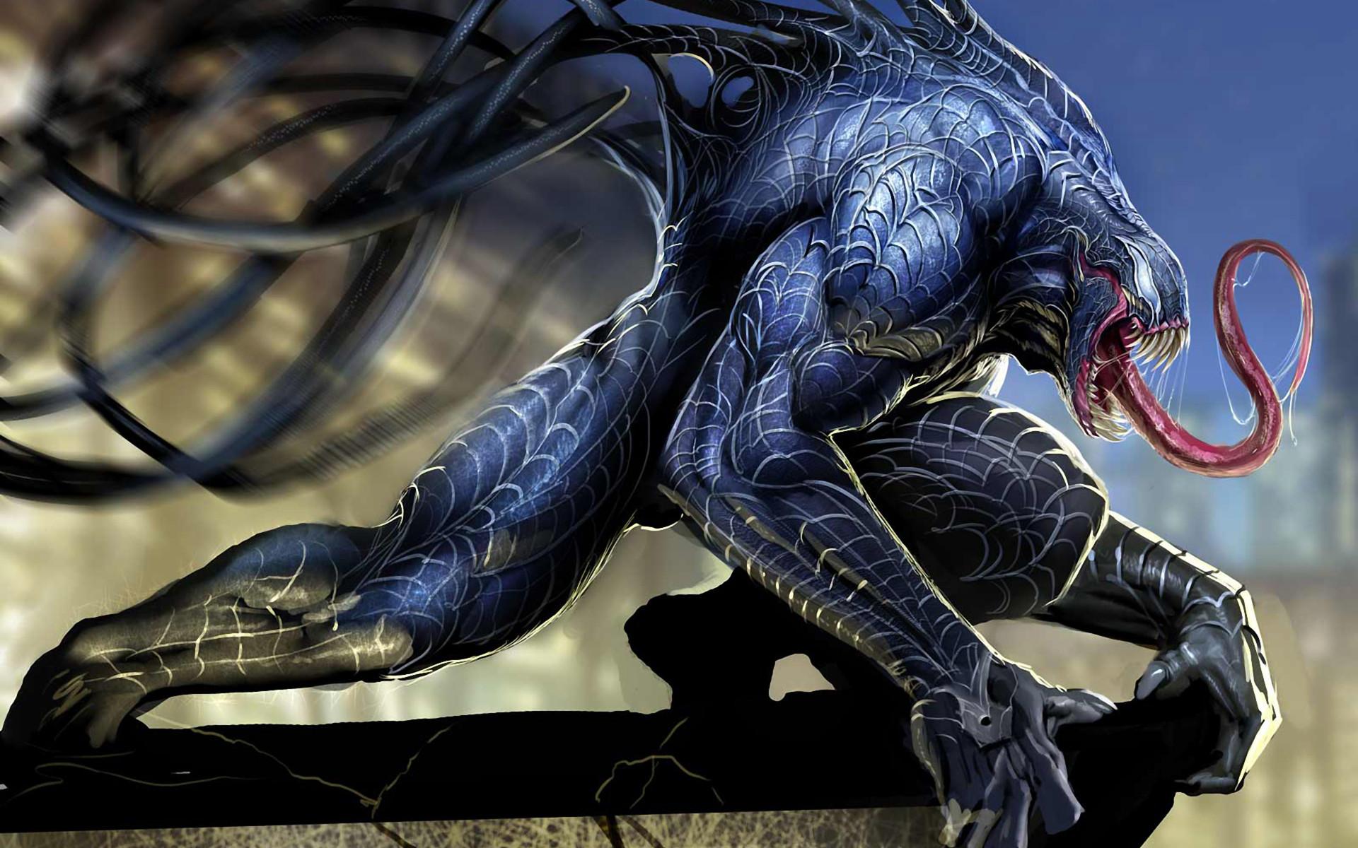 Spiderman Venom