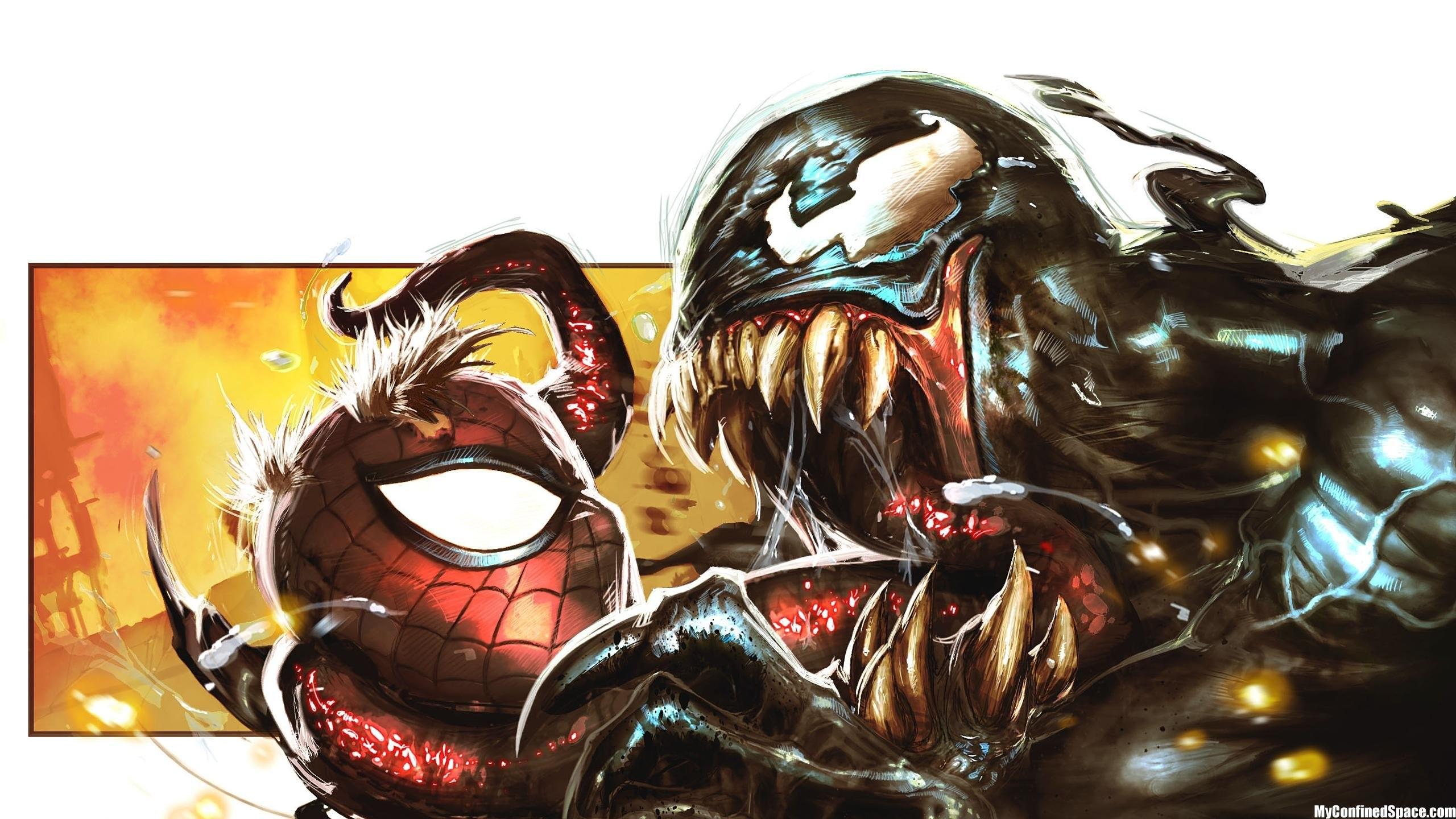 Spiderman Vs Venom 886096 …