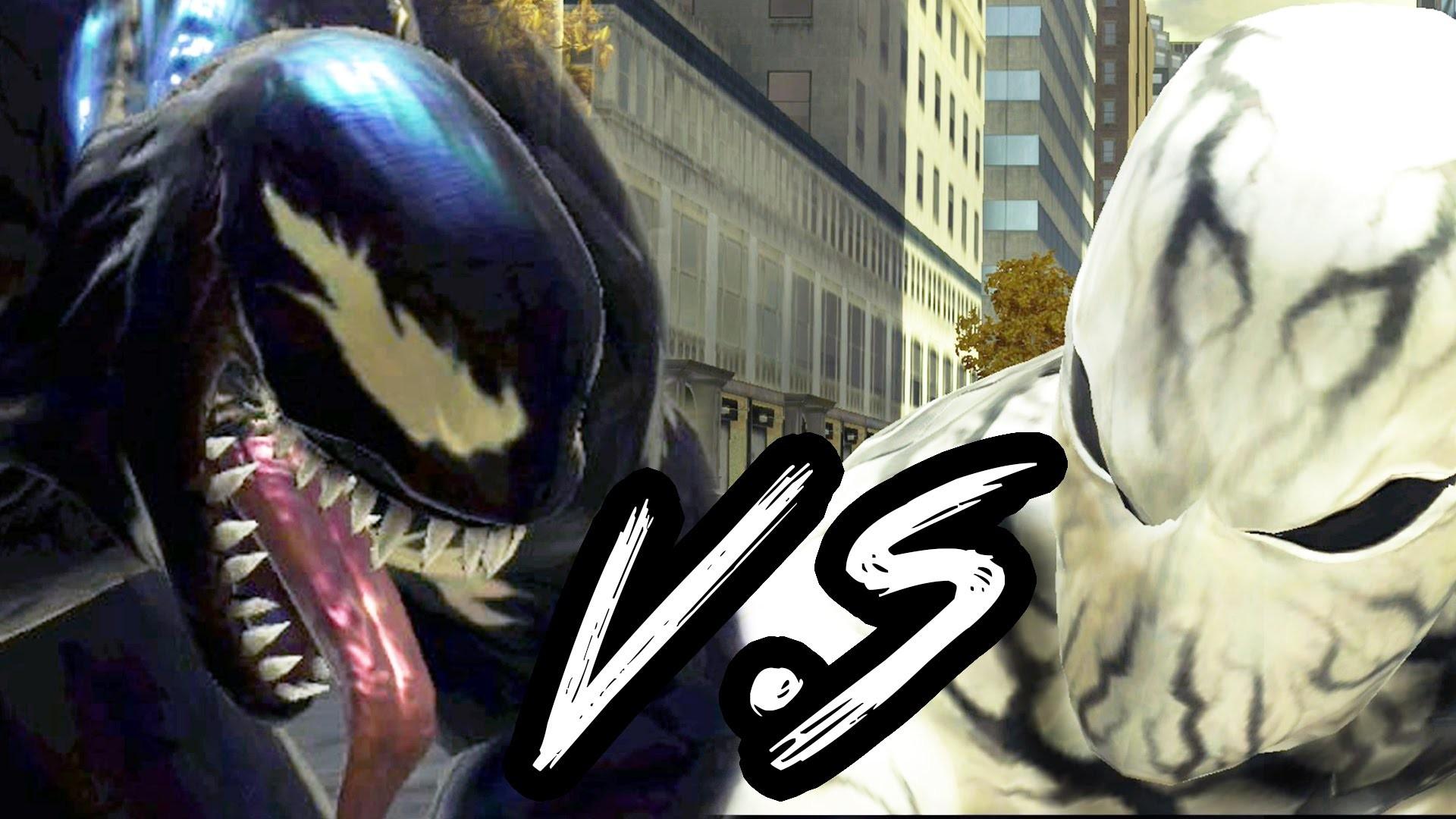 Anti-Venom Spider-Man VS Venom Battle! | Spider-Man: Web of Shadows –  YouTube