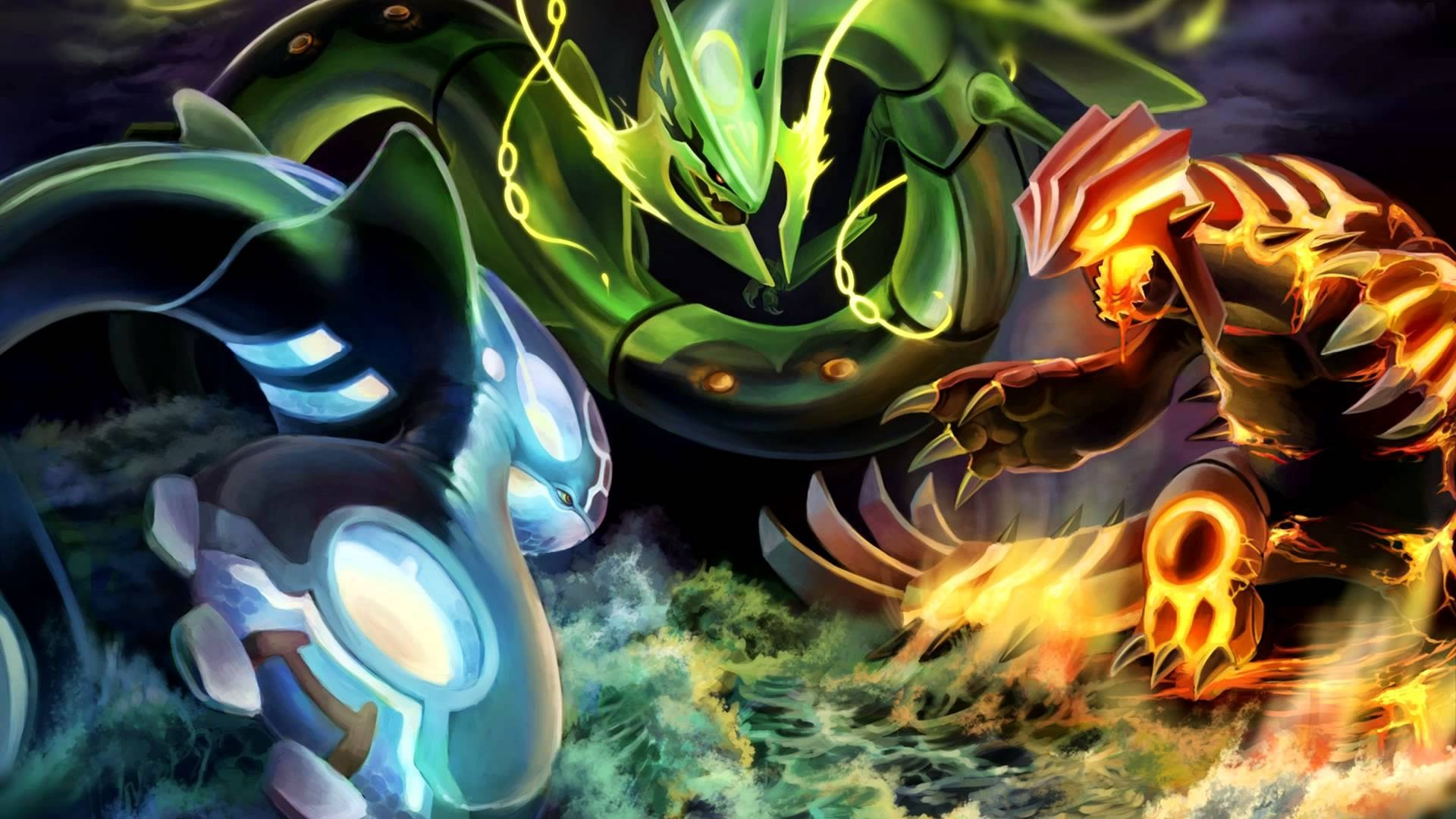 pokemon legendary wallpaper - HD1600×900