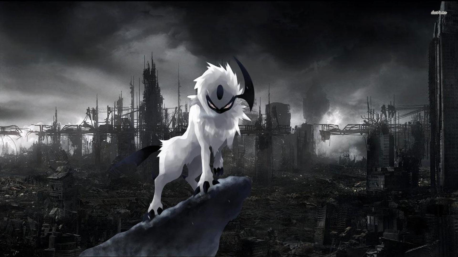 Image from https://cdn.desktopwallpapers4.me/wallpapers/anime//2/19841-absol-pokemon-1920×1080-anime-wallpaper.jpg.   Everything Pokemon    Pinterest …