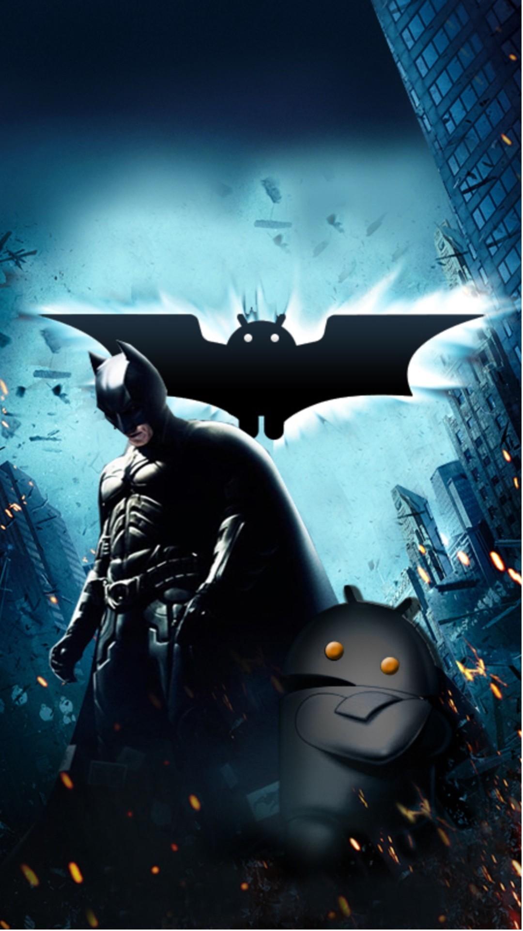 Batman Cell Phone Wallpaper