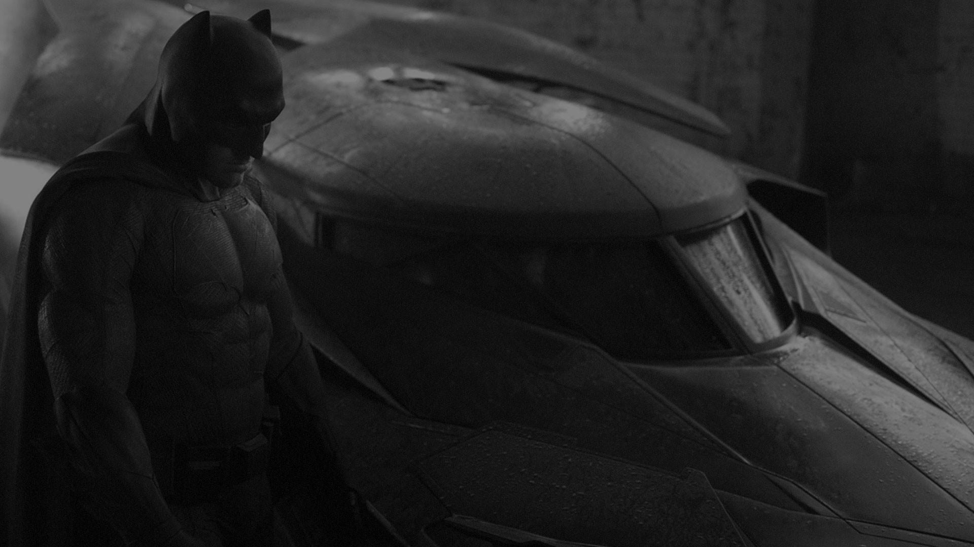 Batmobile car 2016 wallpaper HD