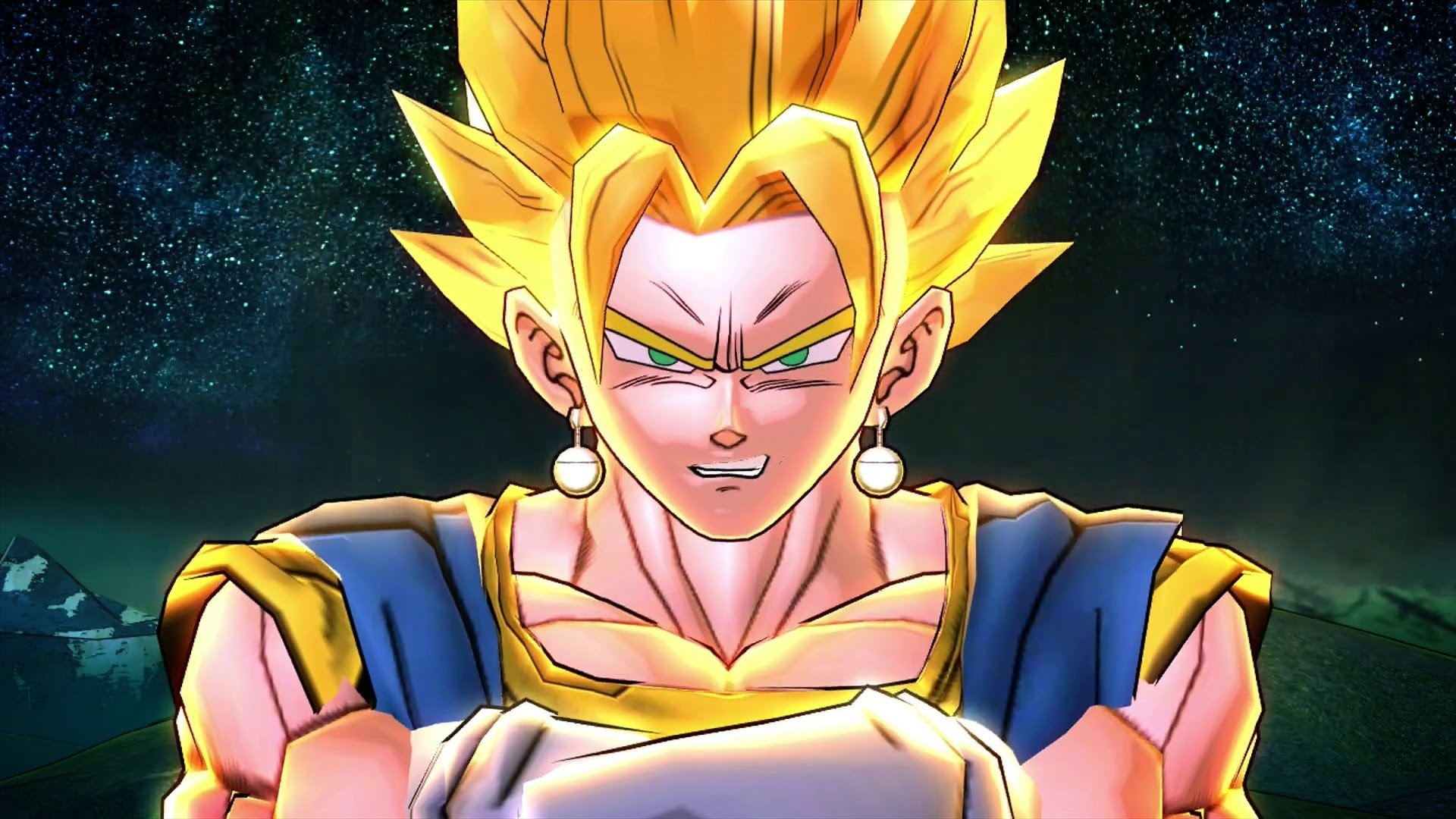 Dragon Ball Z: Battle of Z – Super Vegito Boss Battle: The .