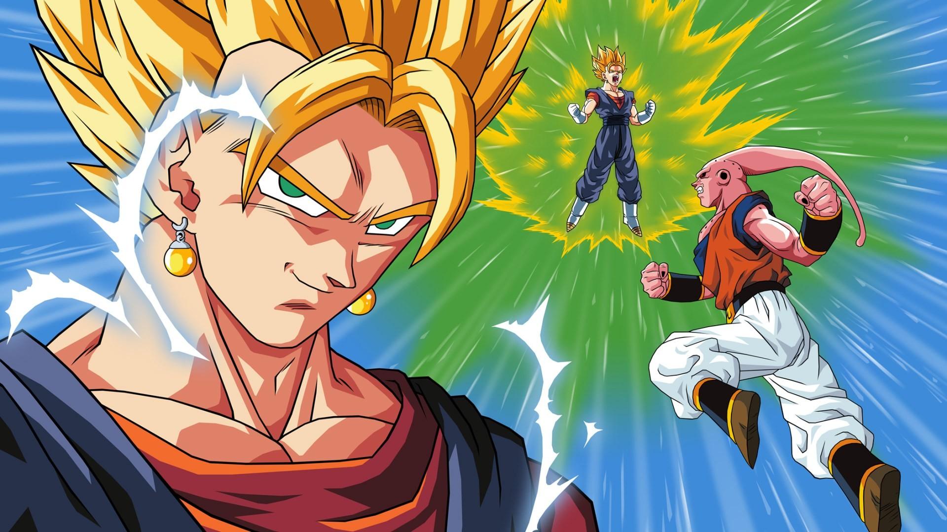 Vegito Dragon Ball Z Dragon Ball 1080p HD Wallpaper Background