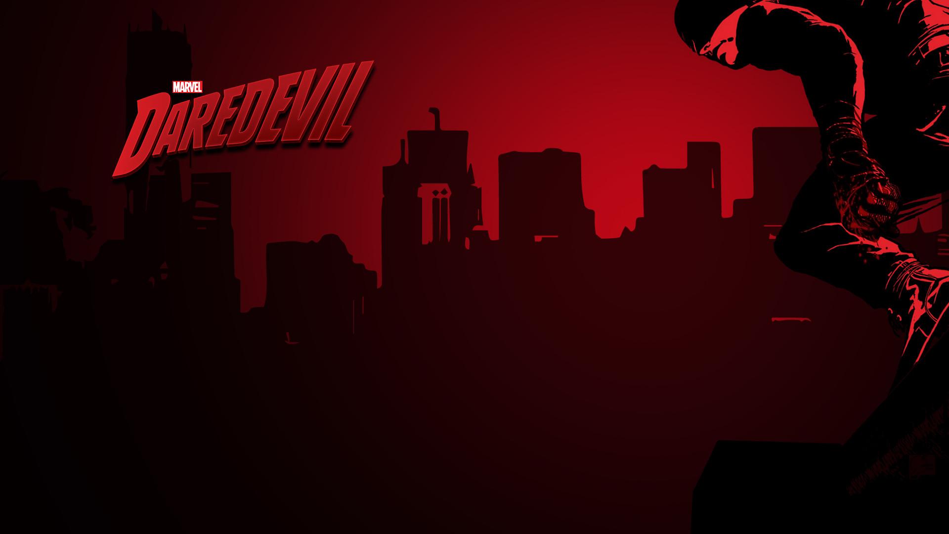Marvel's Daredevil – put together a nice wallpaper. Enjoy!