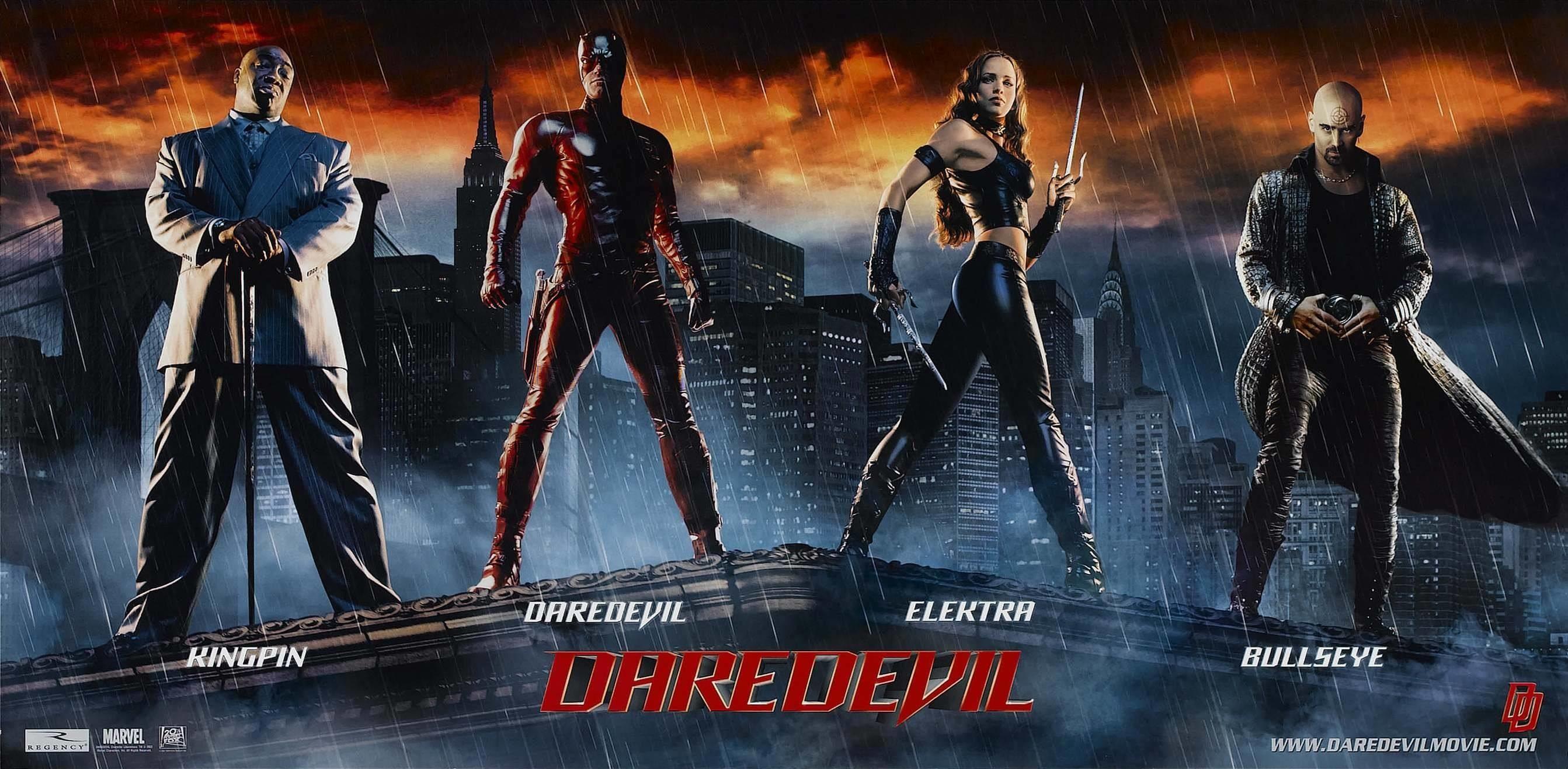 Daredevil Movie Wallpapers Widescreen