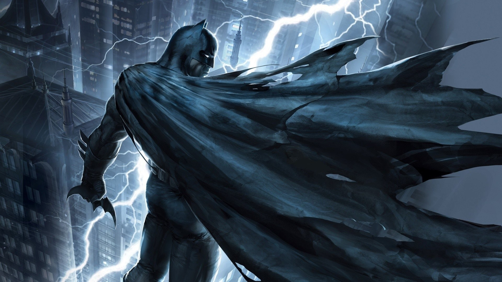 HD Wallpaper | Background ID:429905. Movie Batman: The Dark  Knight Returns