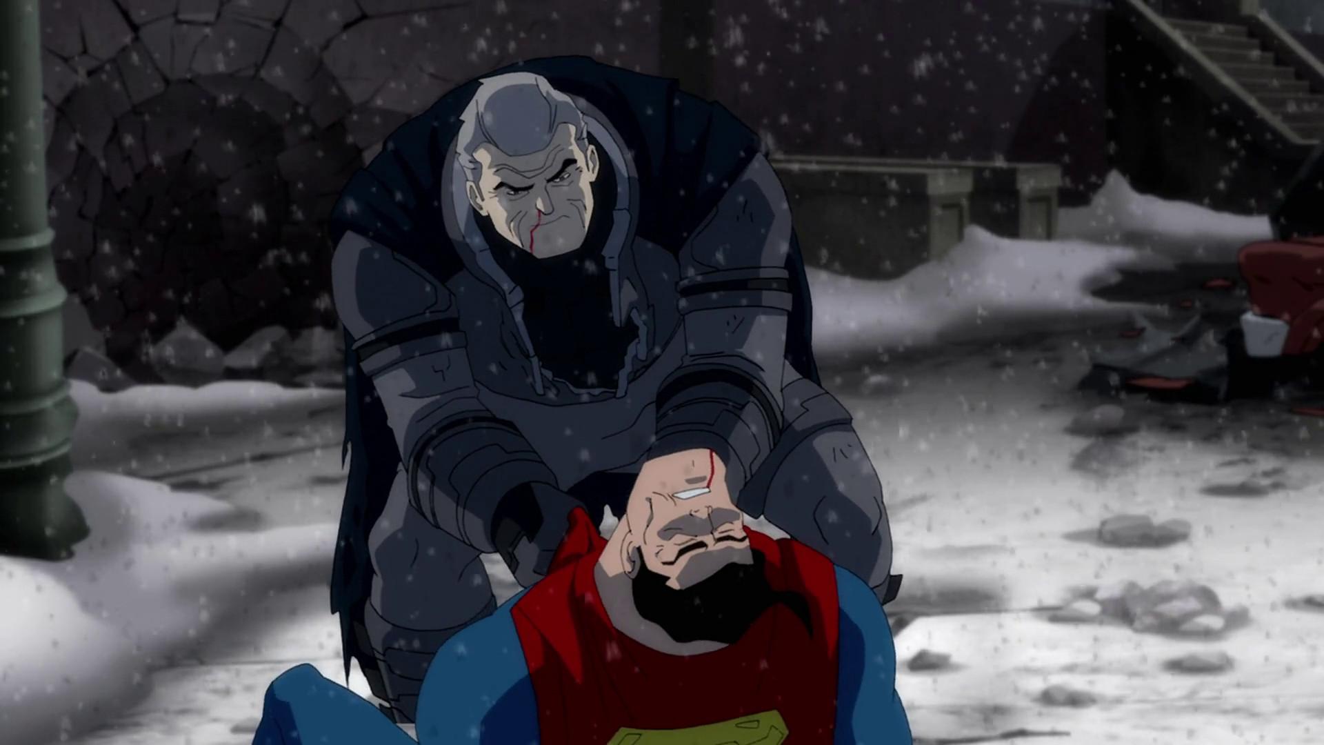 Batman: The Dark Knight Returns (2013) review