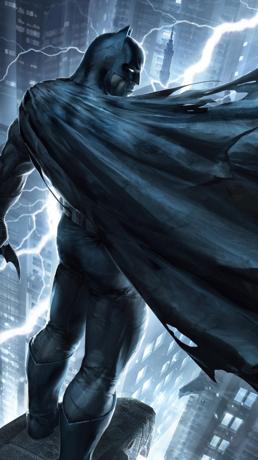 Batman The Dark Knight Returns Part 1 Movie 1080×1920.