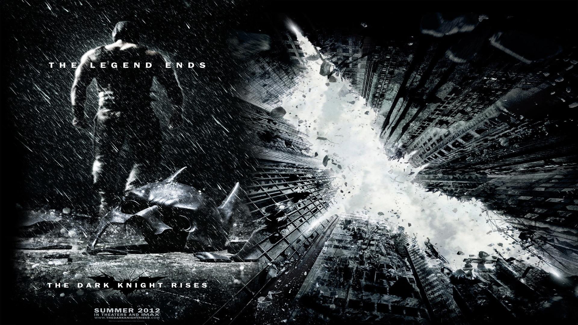 The Dark Knight Rises Full HD Wallpaper