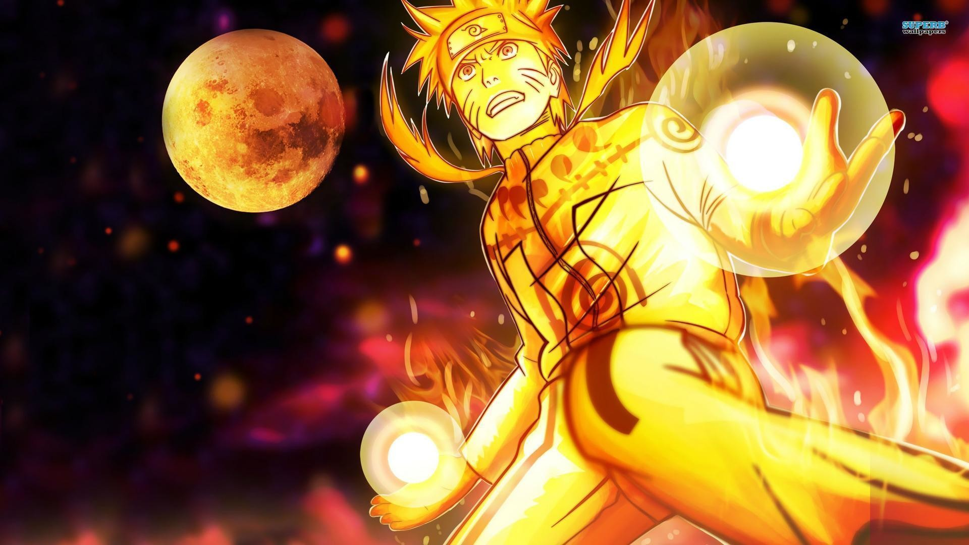 Naruto Nine Tails Wallpapers – Wallpaper Cave