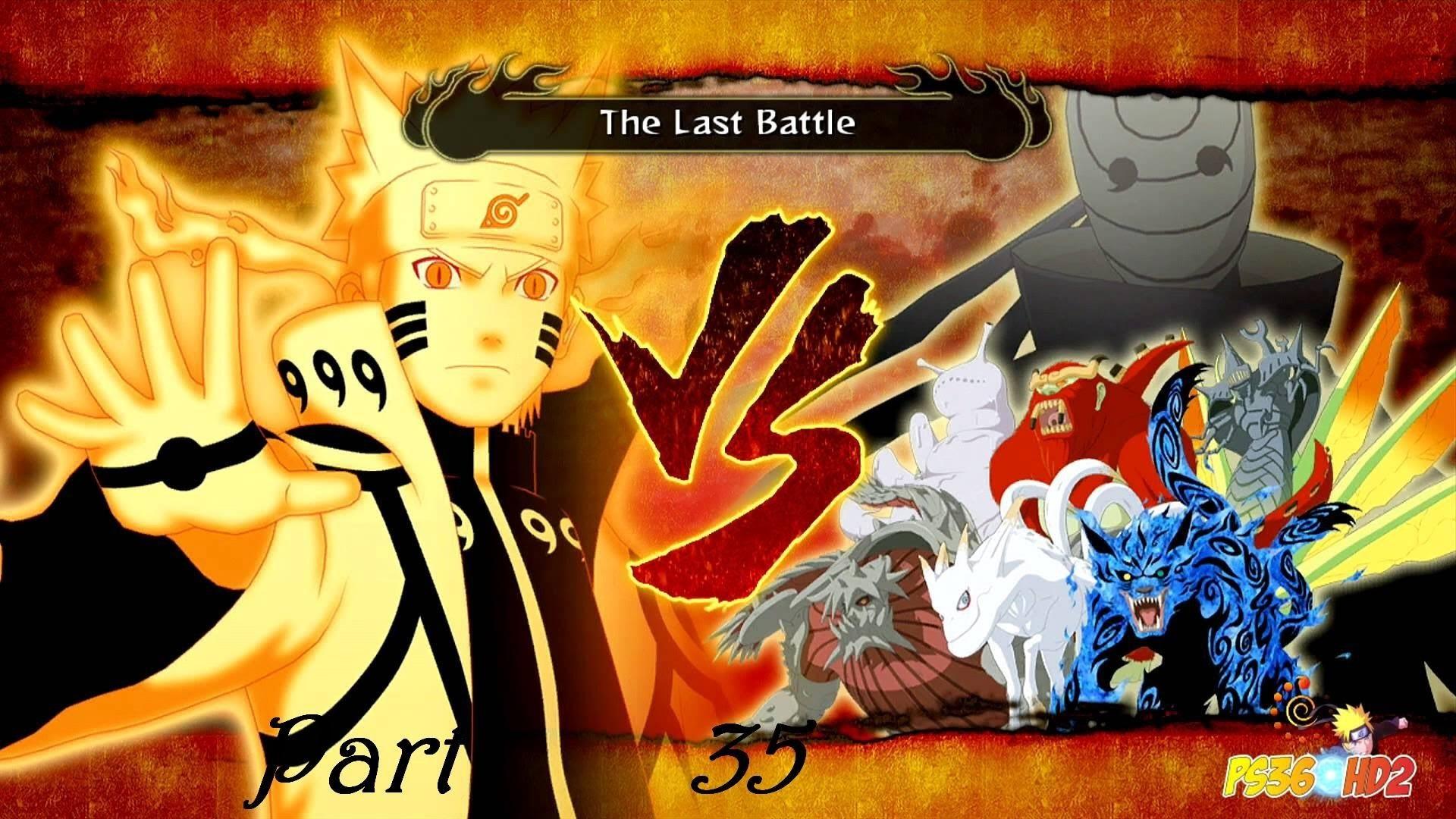 Naruto Shippuden: Ultimate Ninja Storm 3 Walkthrough – Part 35: The Last  Battle – YouTube