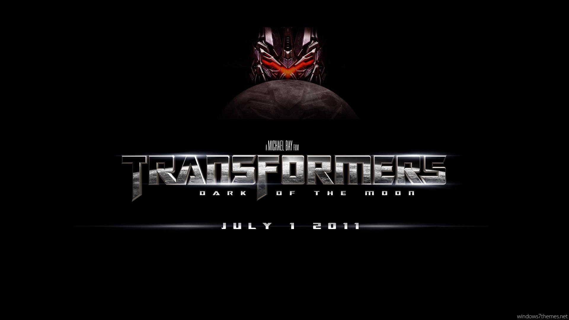 Download Transformers 3 Wallpaper 1