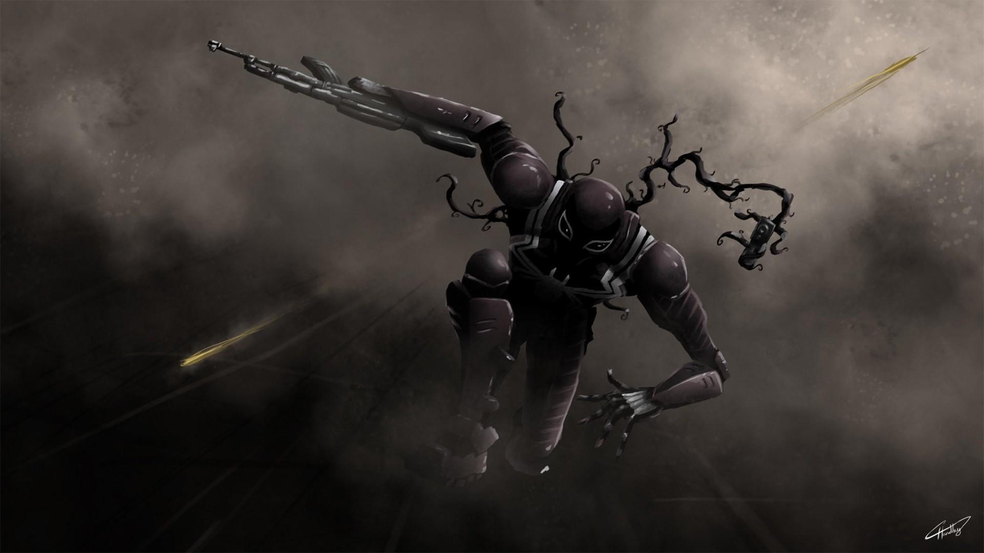 207 Hd Agent Venom