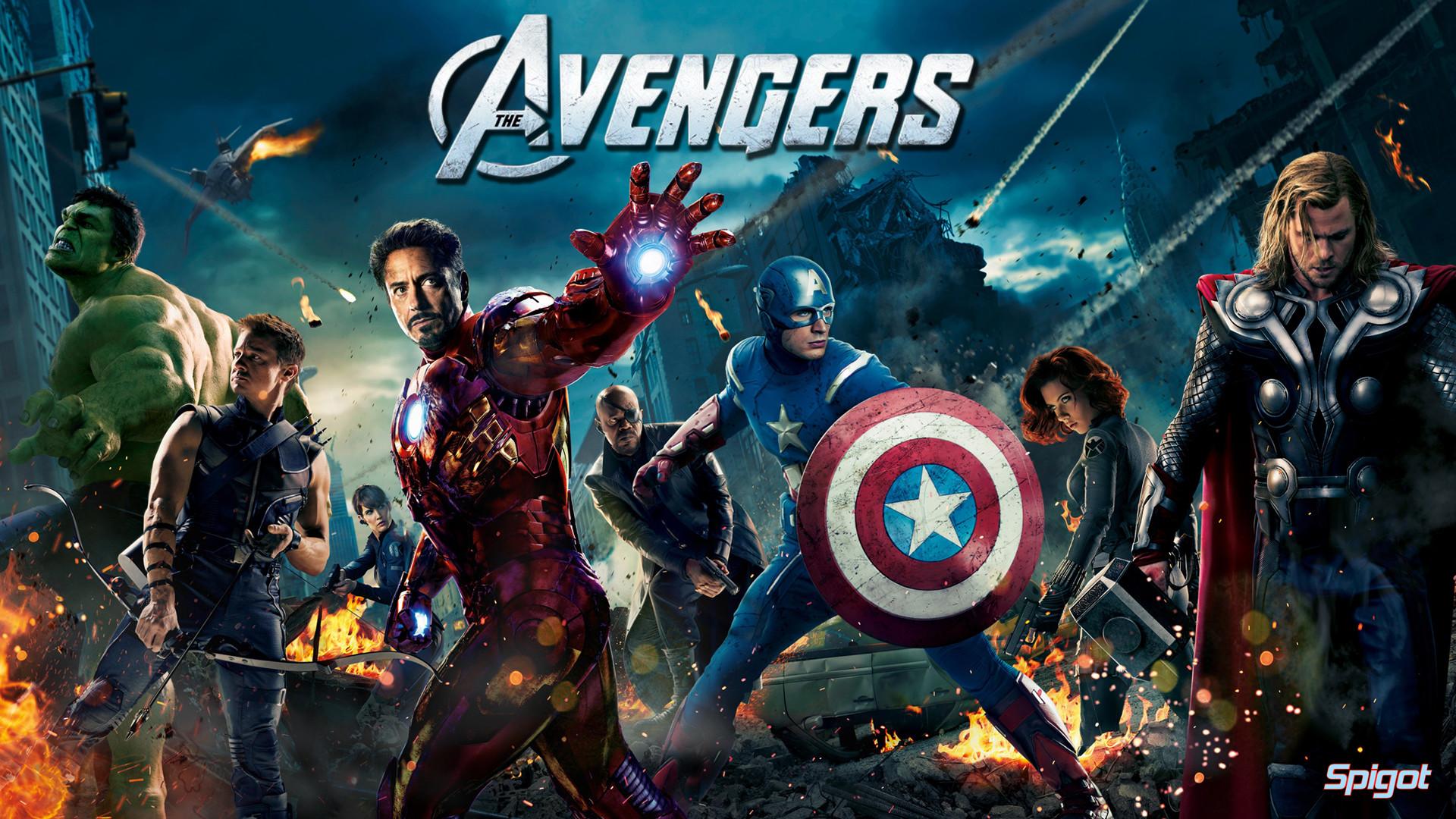 The Avengers Wallpaper Desktop