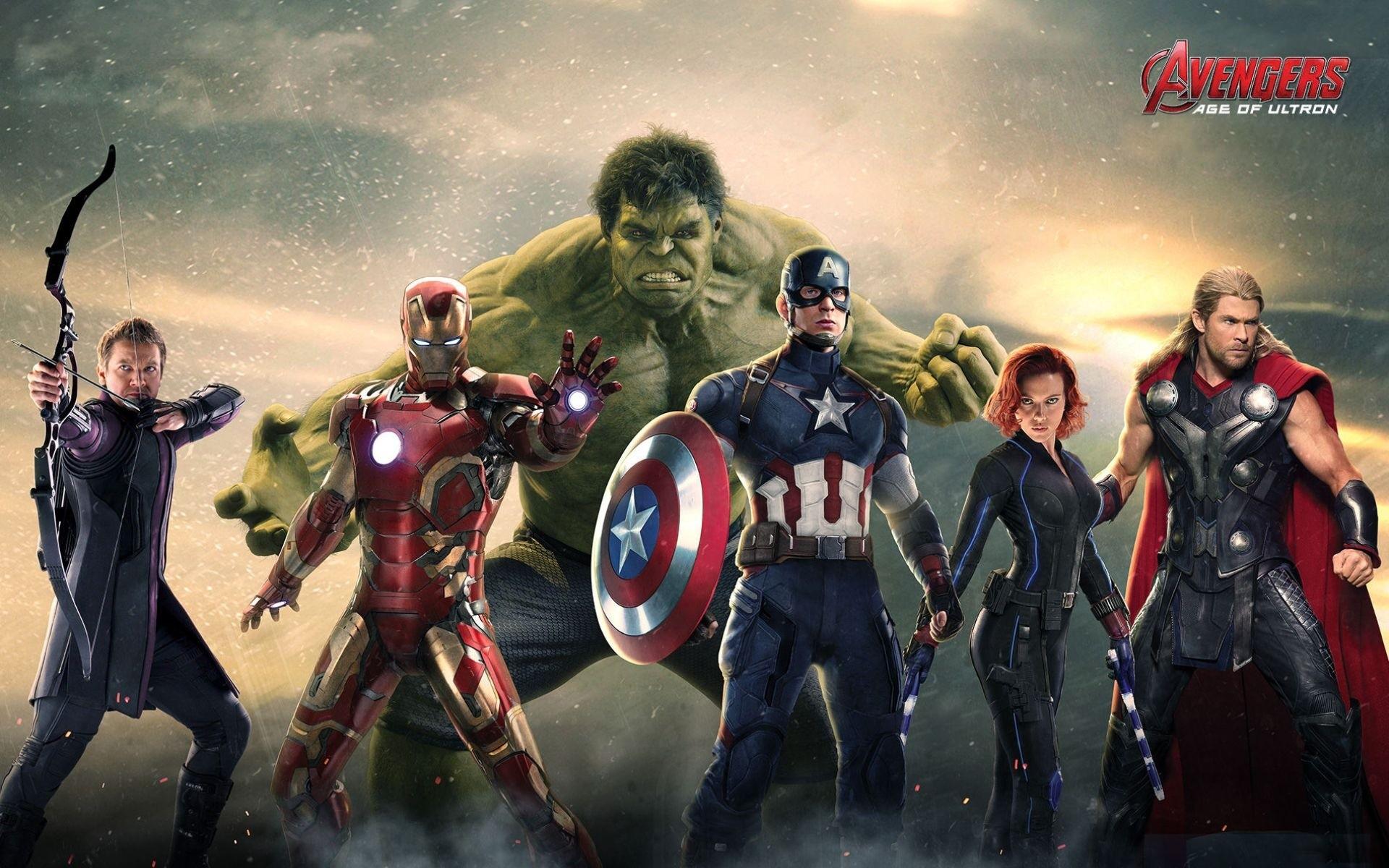 Avengers Age Of Ultron Wallpaper Full Hd