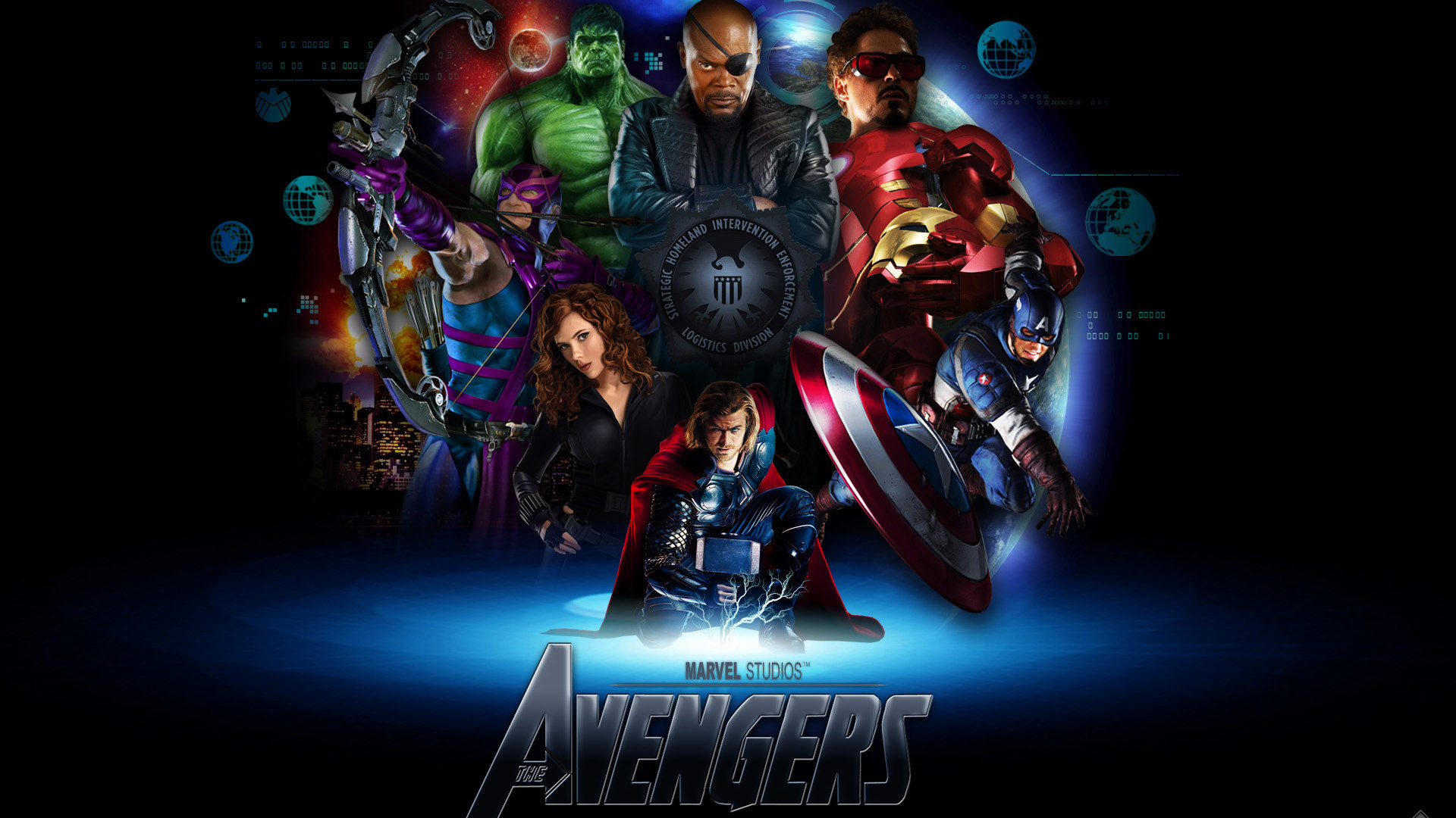 AvengersHD Wallpapers Free Download