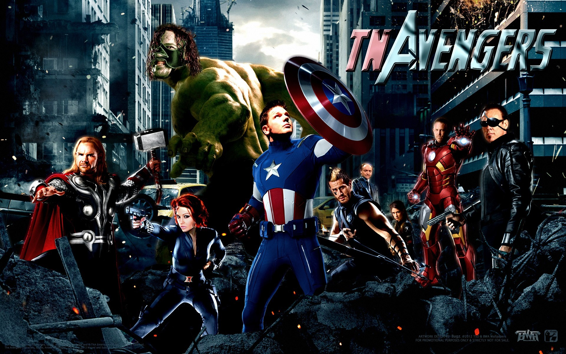avengers desktop wallpaper hd pics