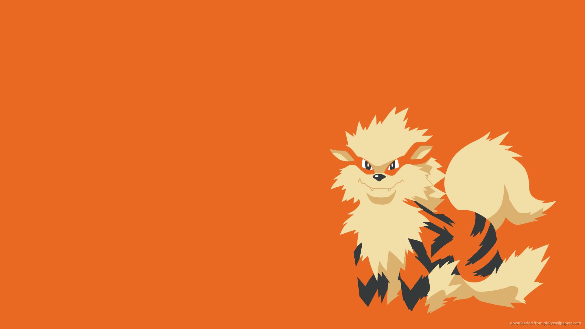 Arcanine Pokemon Wallpaper picture