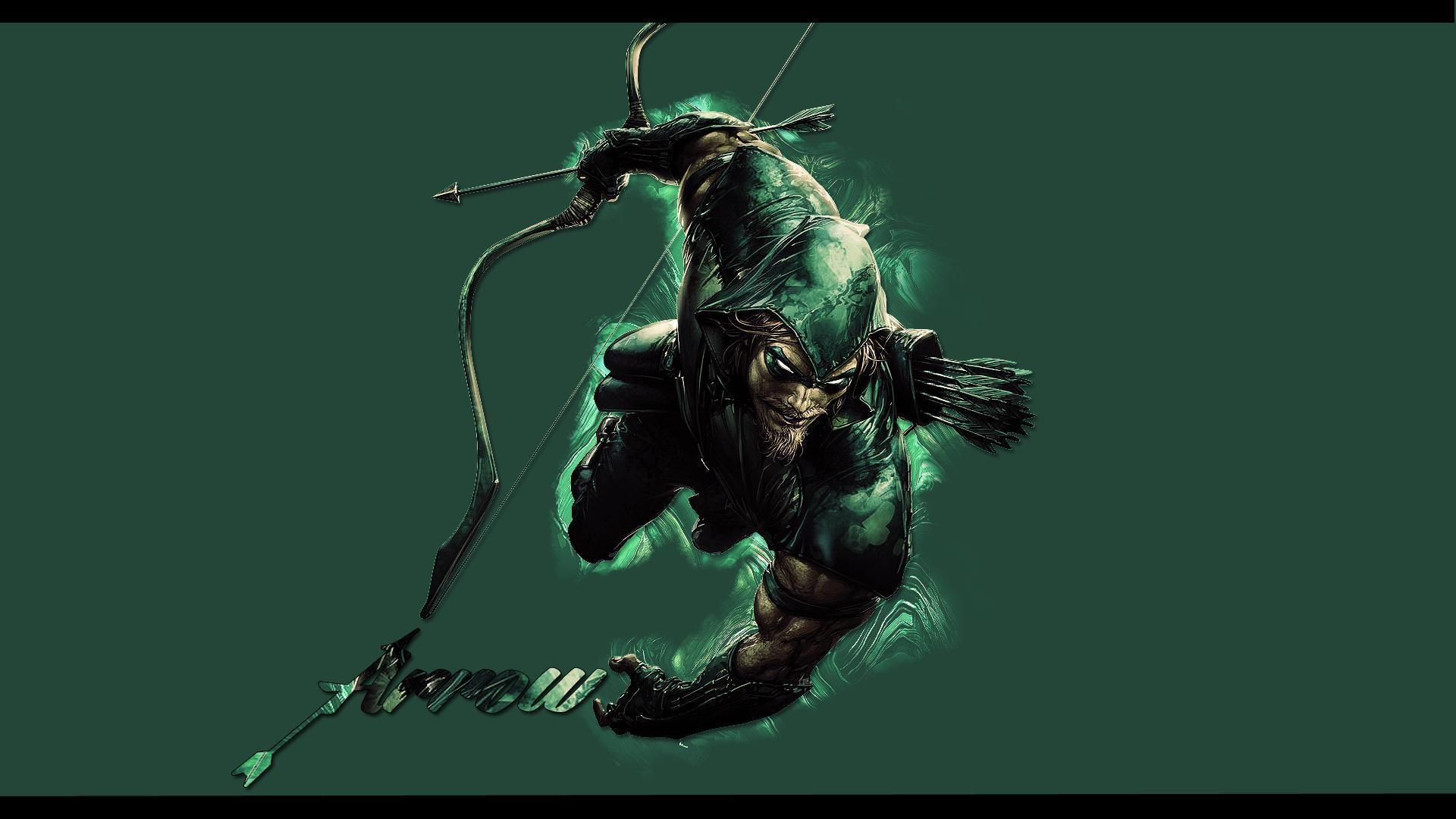 Green Arrow/Arrow Wallpaper HD by Tooyp on DeviantArt