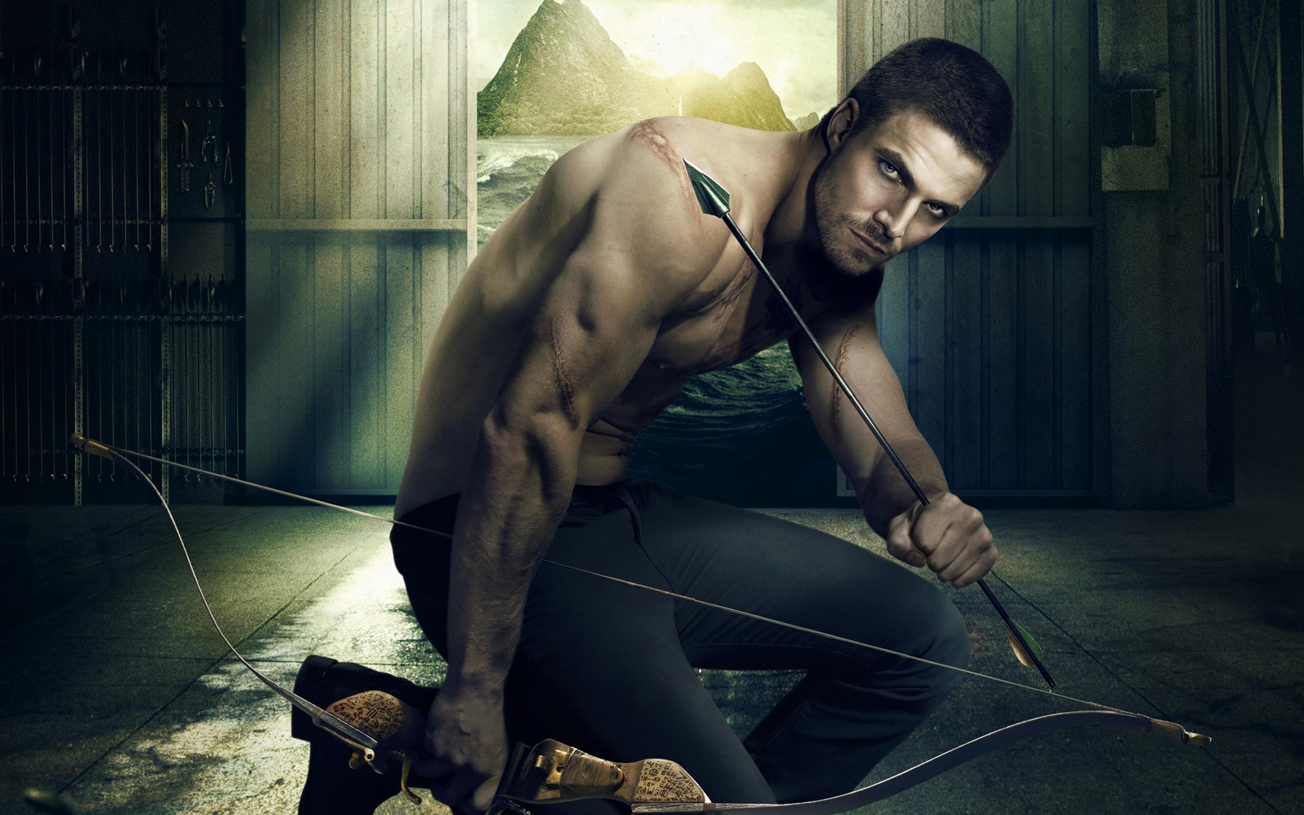 Oliver Queen Green Arrow