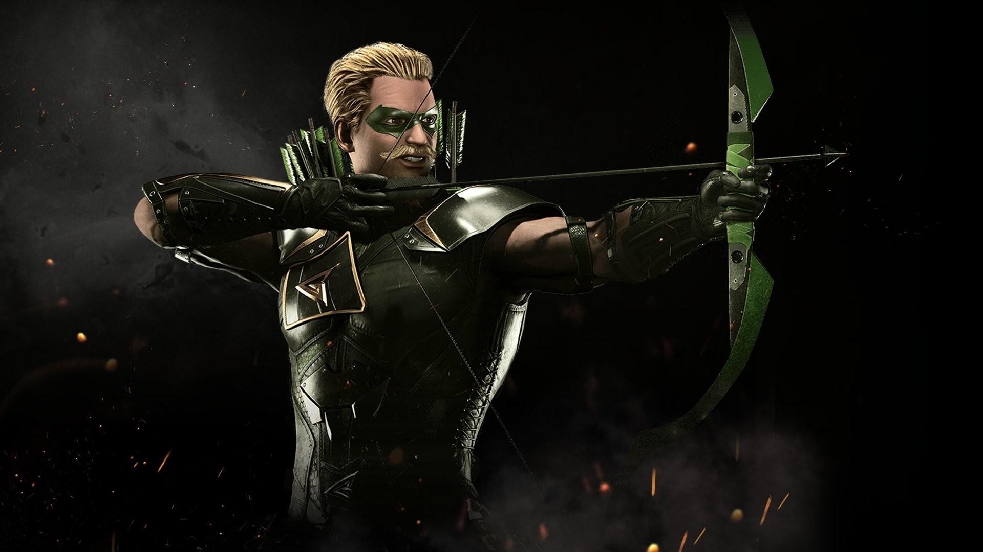 Video Game – Injustice 2 Green Arrow Wallpaper