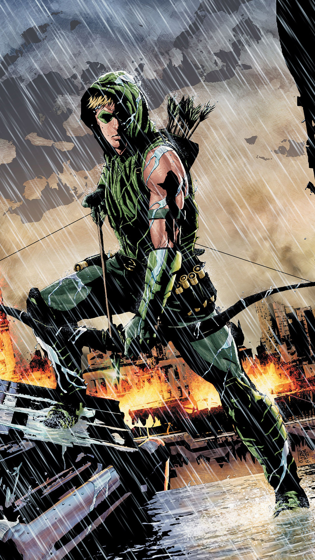 Green Arrow Wallpapers