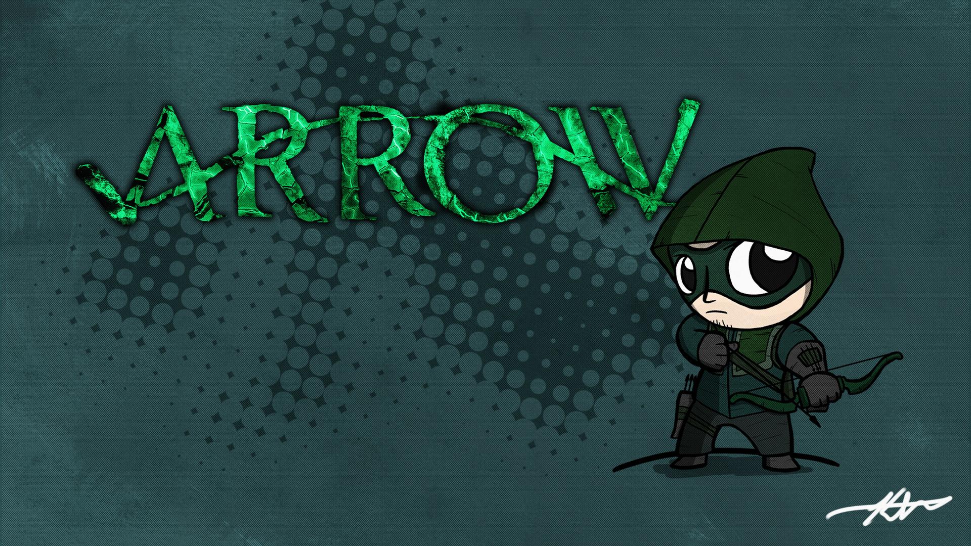 História Em Quadrinhos – Arrow Arrow Papel de Parede