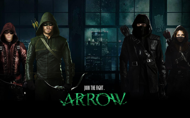 Arrow Season 3 2014