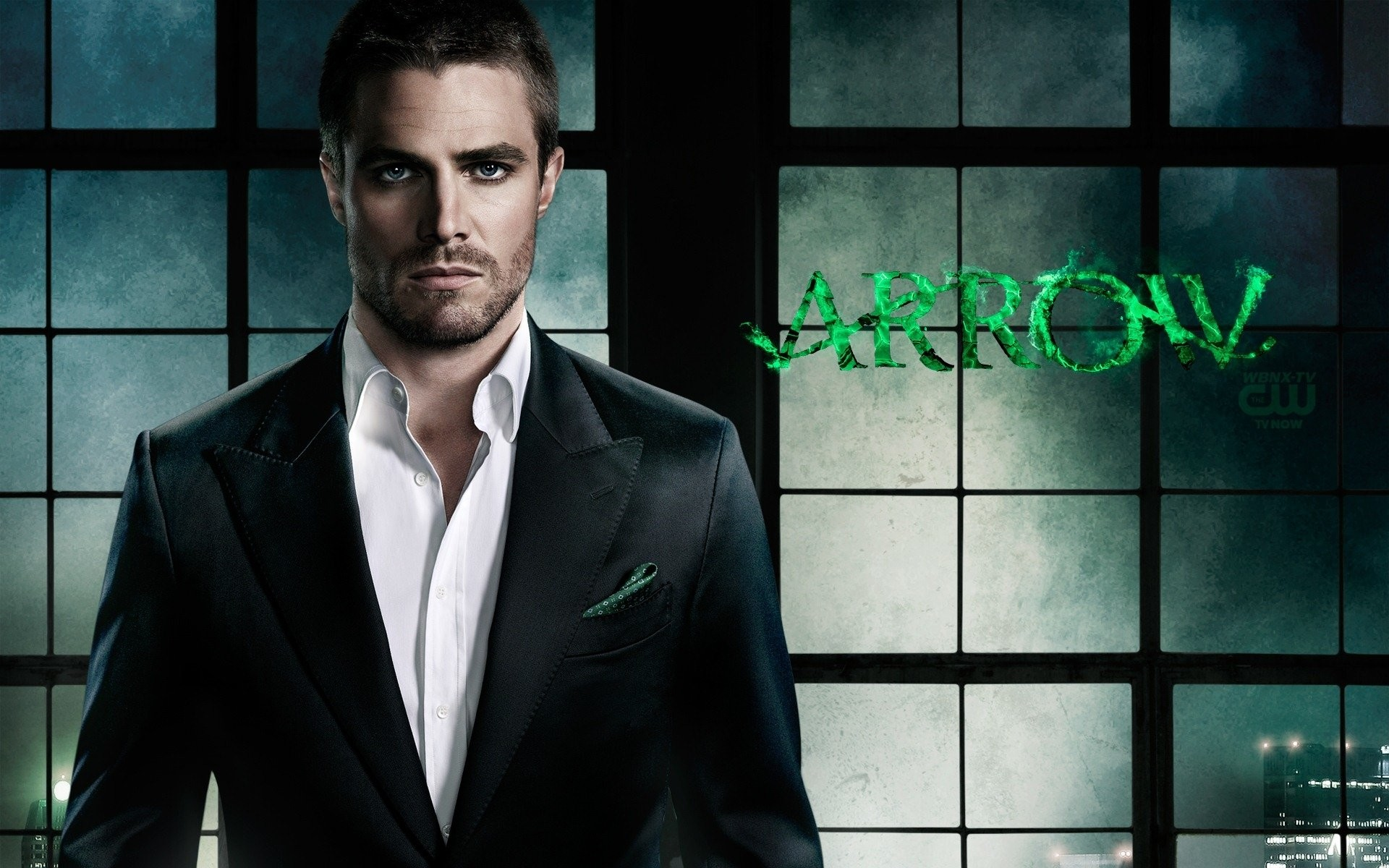 TV Show – Arrow Stephen Amell Green Arrow Wallpaper