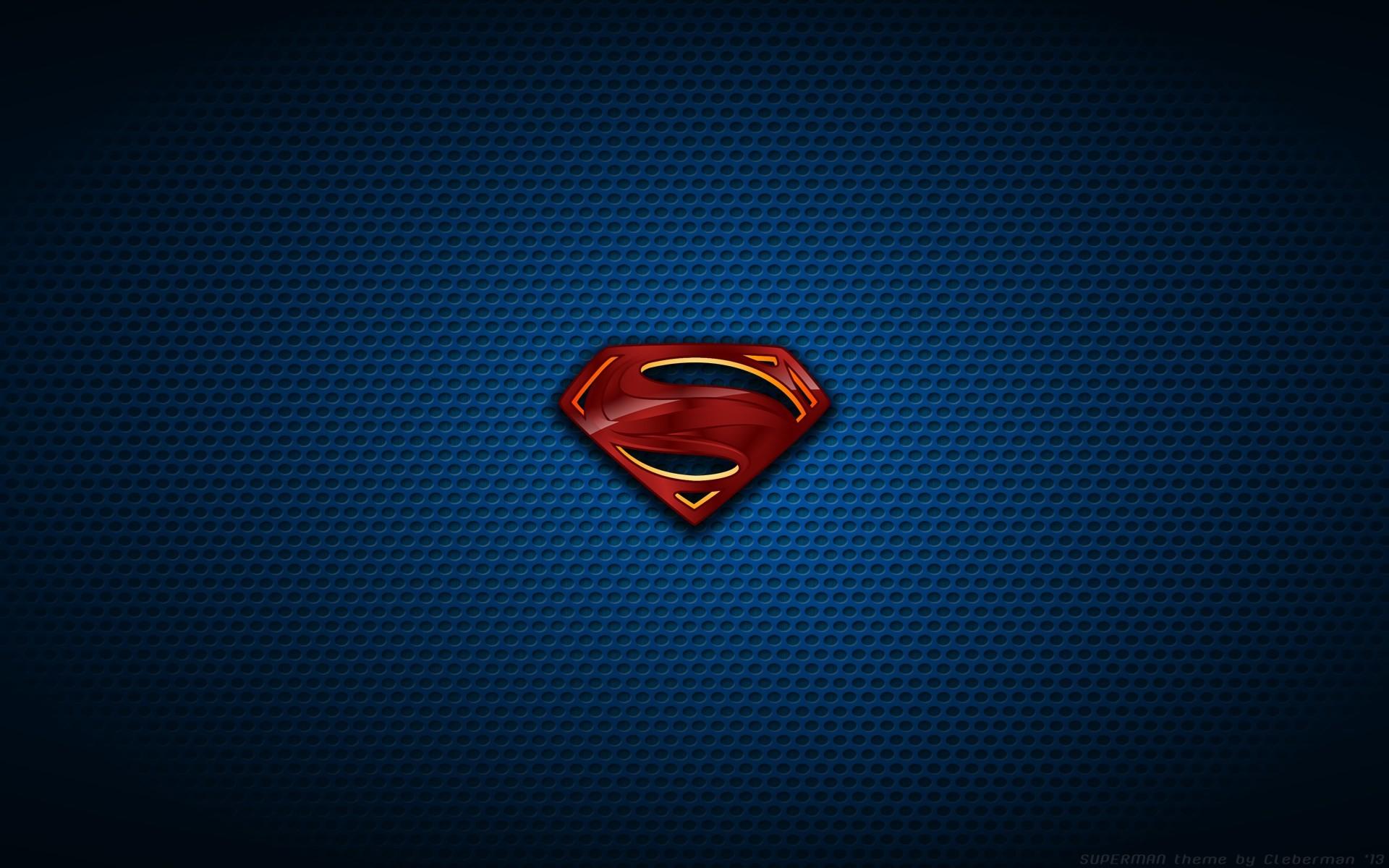 Superman Logo Hd Wallpapers 1080p