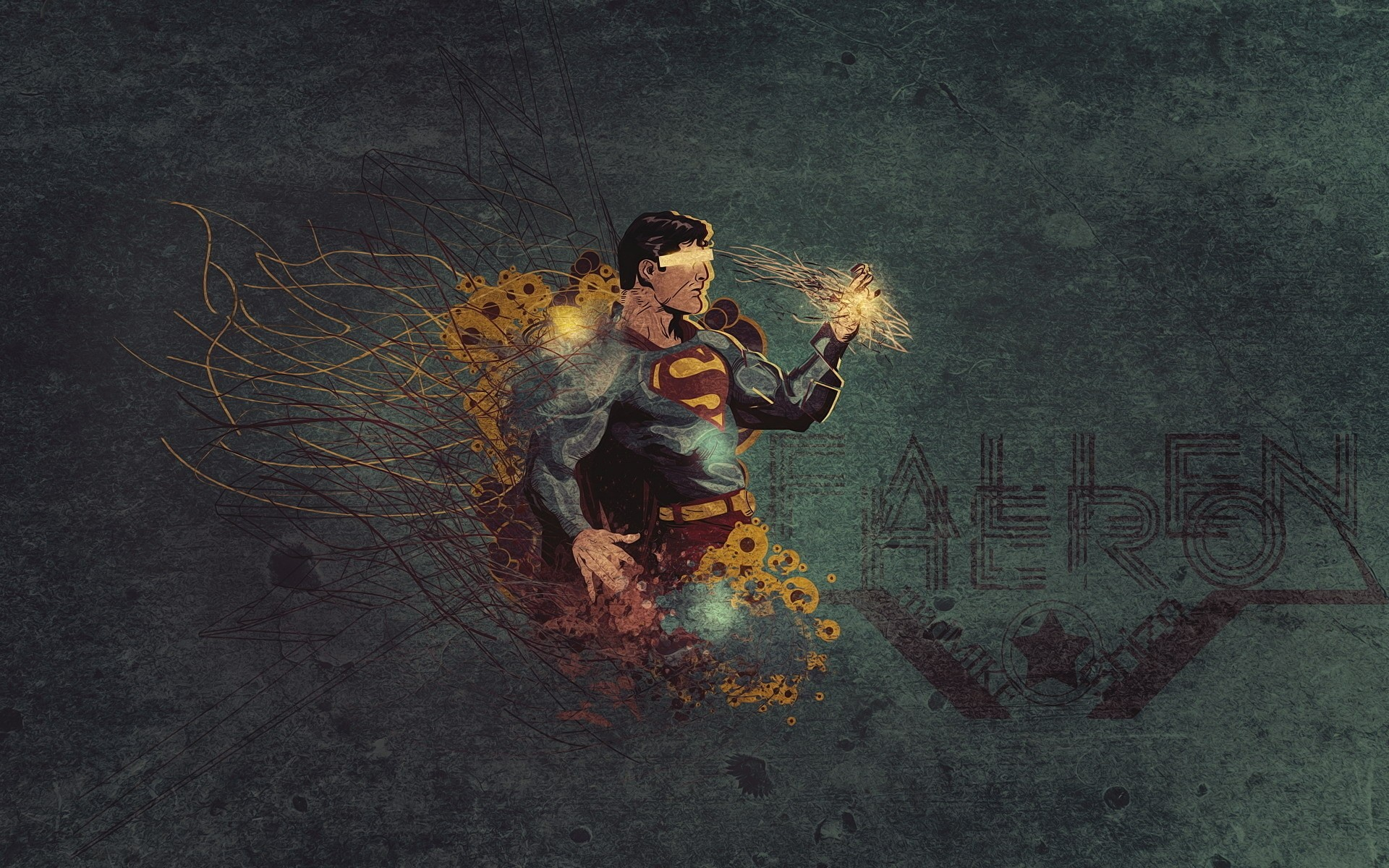 Superman Fallen Hero wallpaper thumb