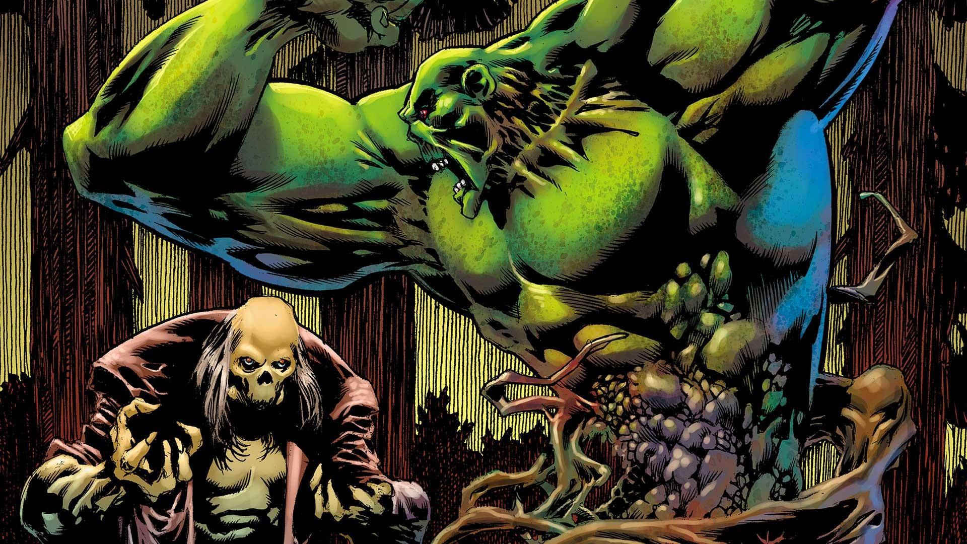 Swamp Thing (Volume 6) #2