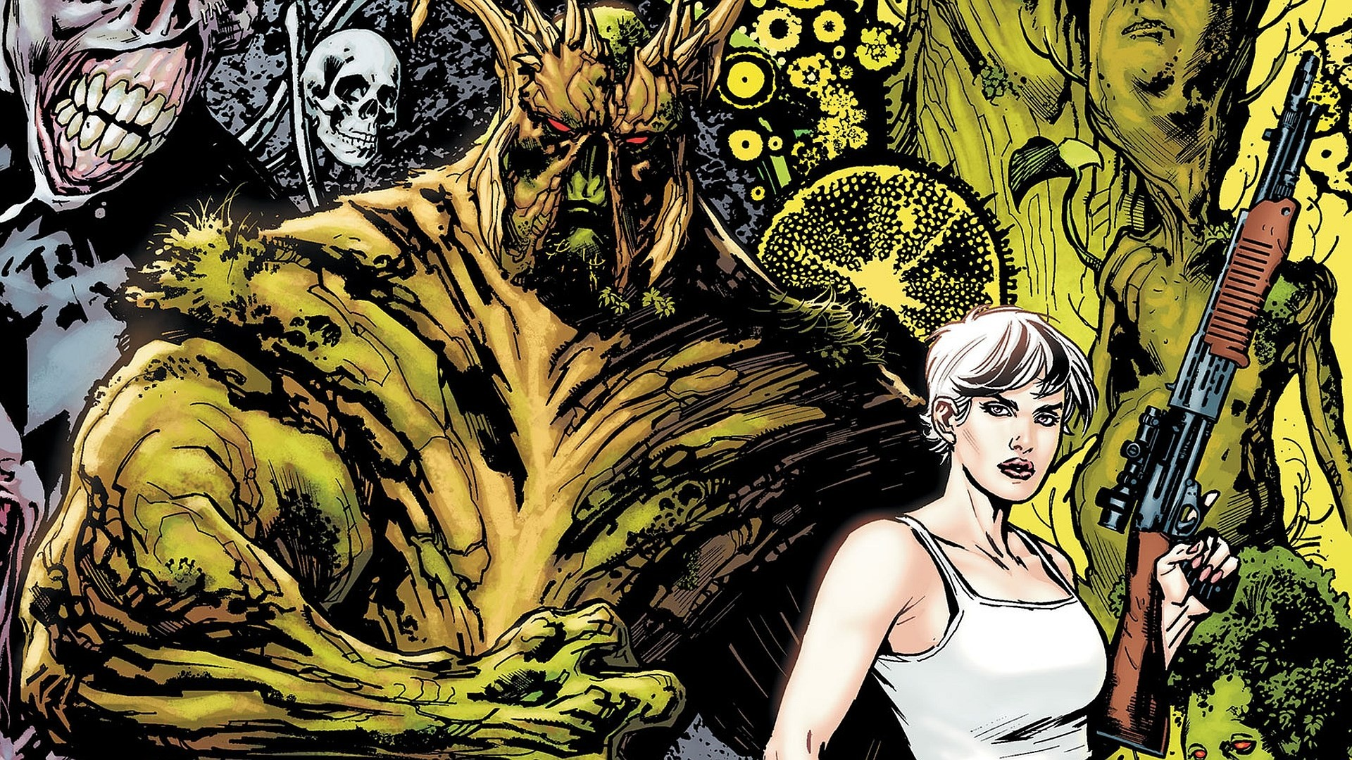 Heather Allford – swamp thing full hd – px