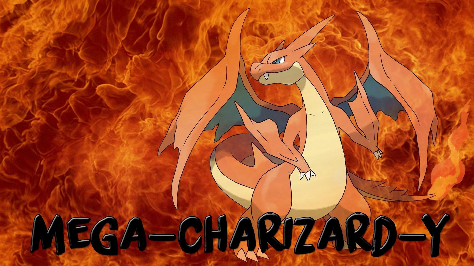 Pokémon Showdown- Mega-Charizard-Y Modesto