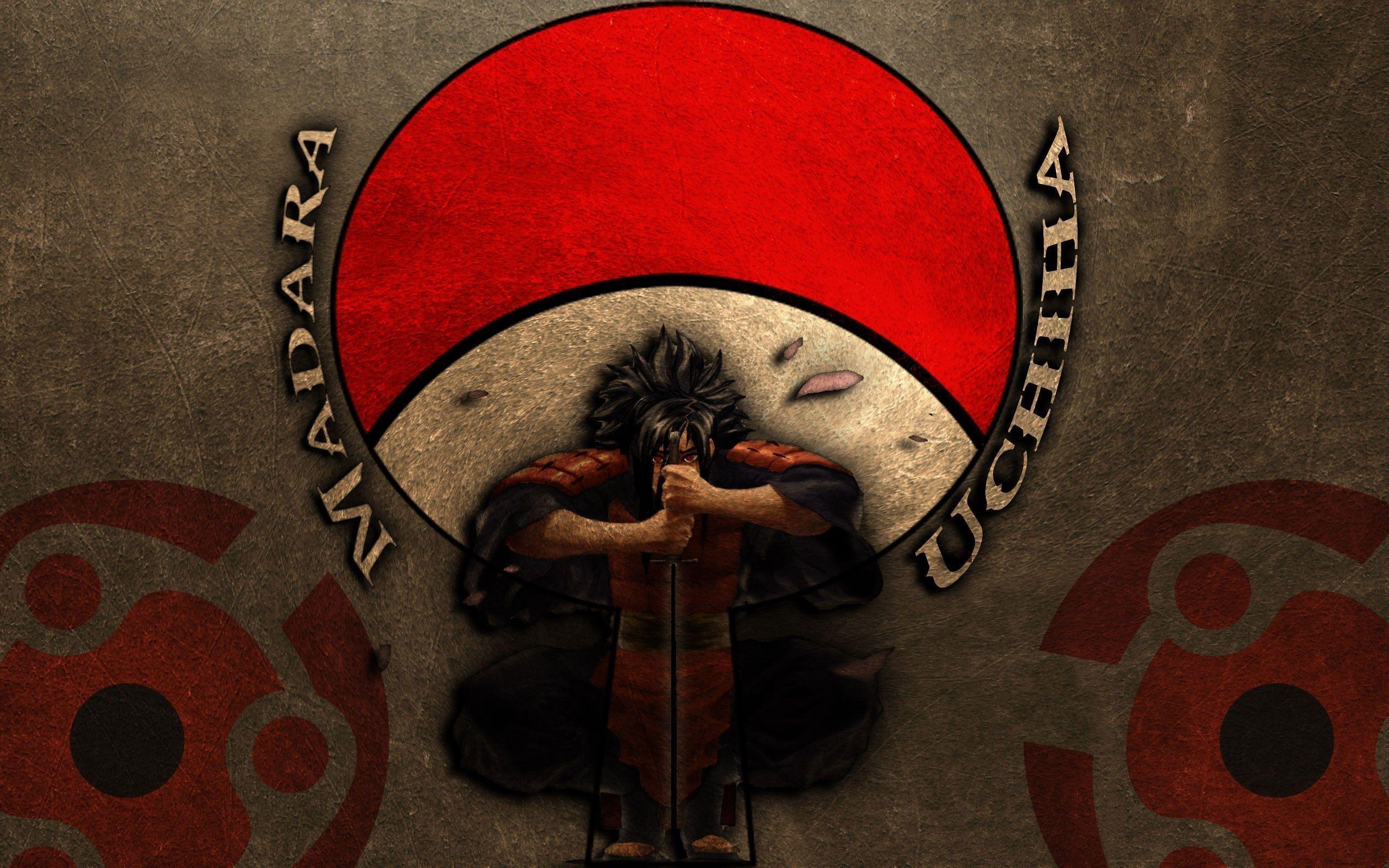 Wallpapers For > Uchiha Clan Symbol Wallpaper